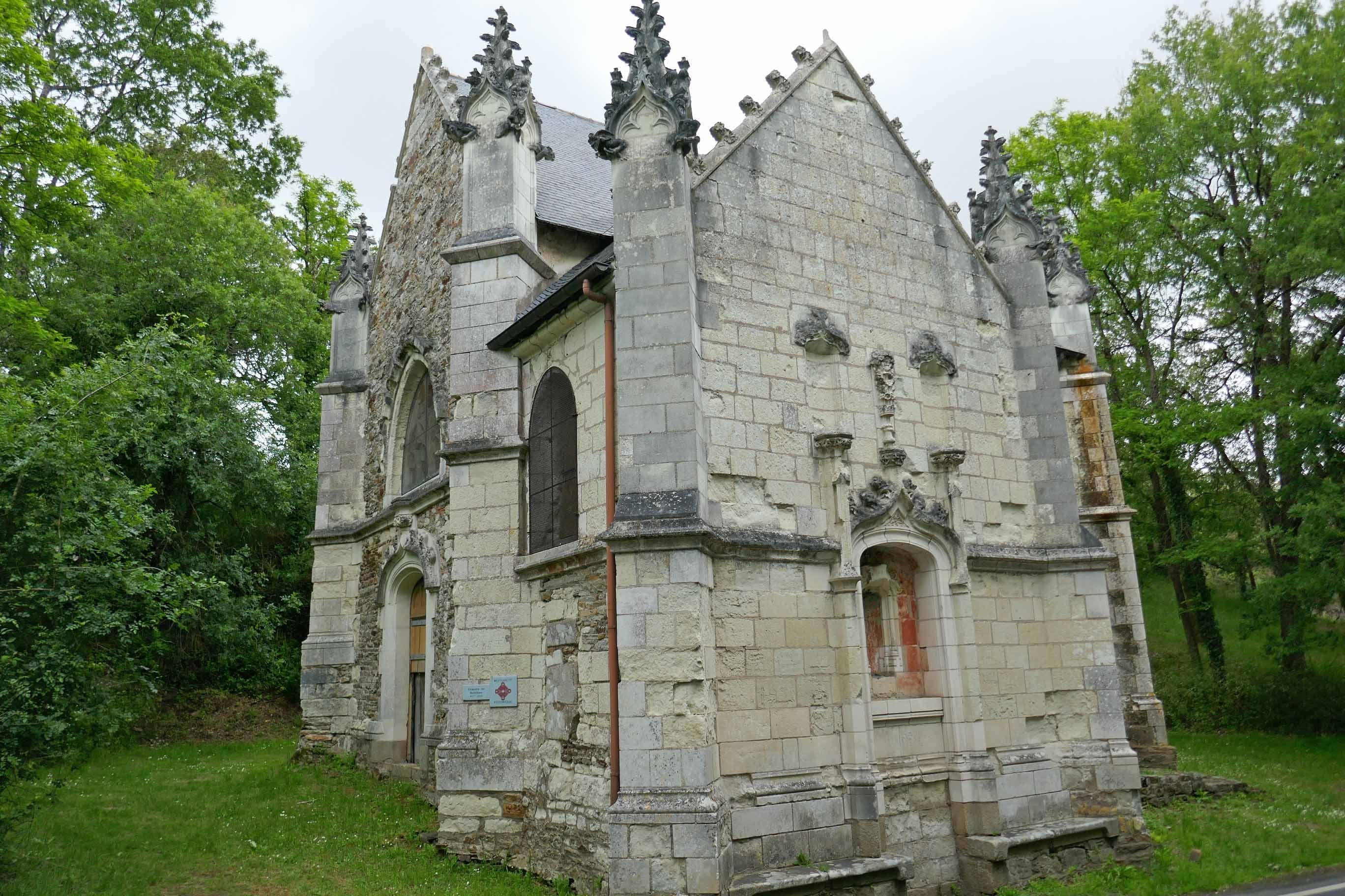 Chapelle de Bethléem in Loire-Atlantique
