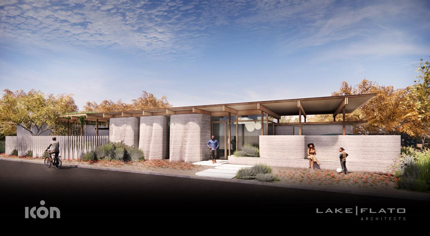 House Zero Lake|Flato Architects für Icon