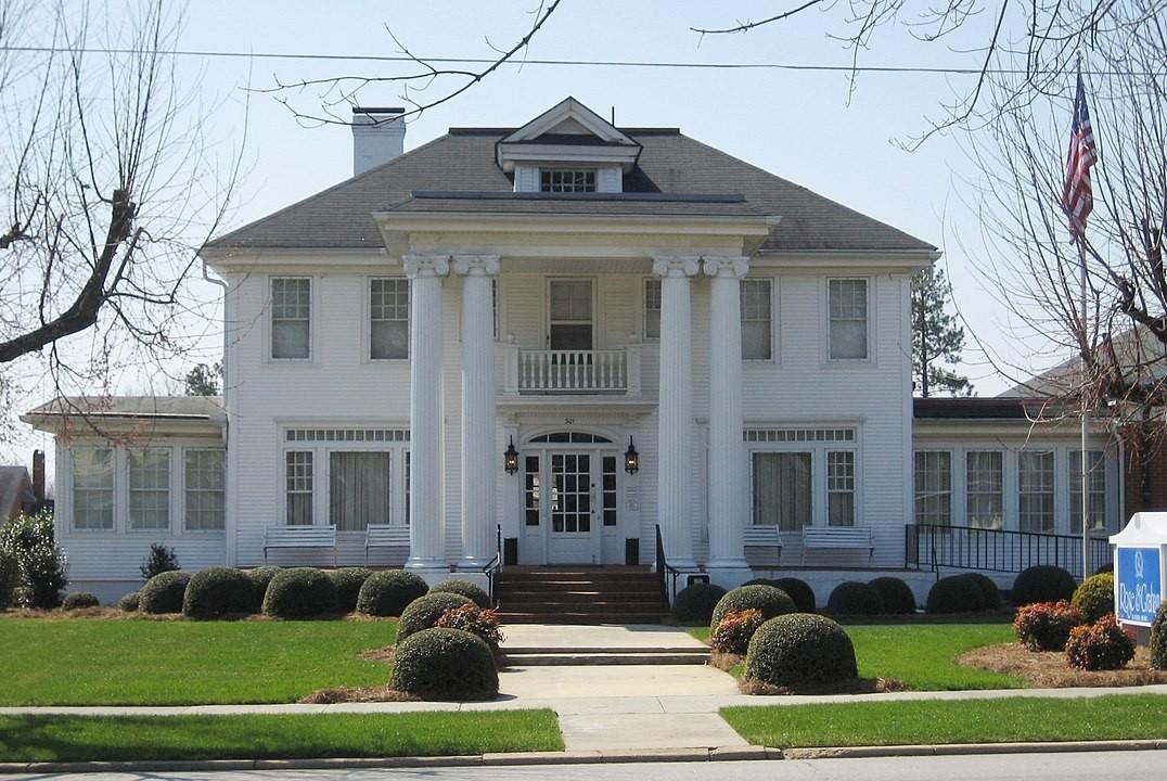 Magnolia-Haus in North Carolina von Sears Homes