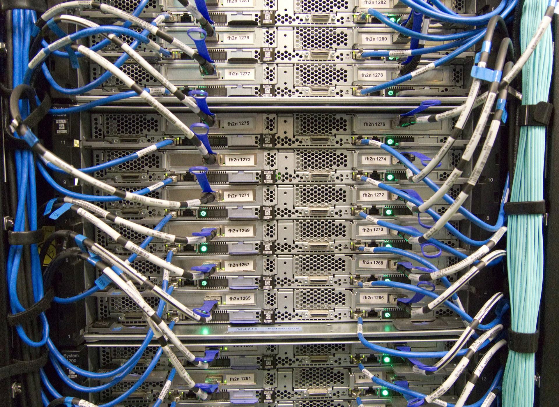 Server (Symbolbild)