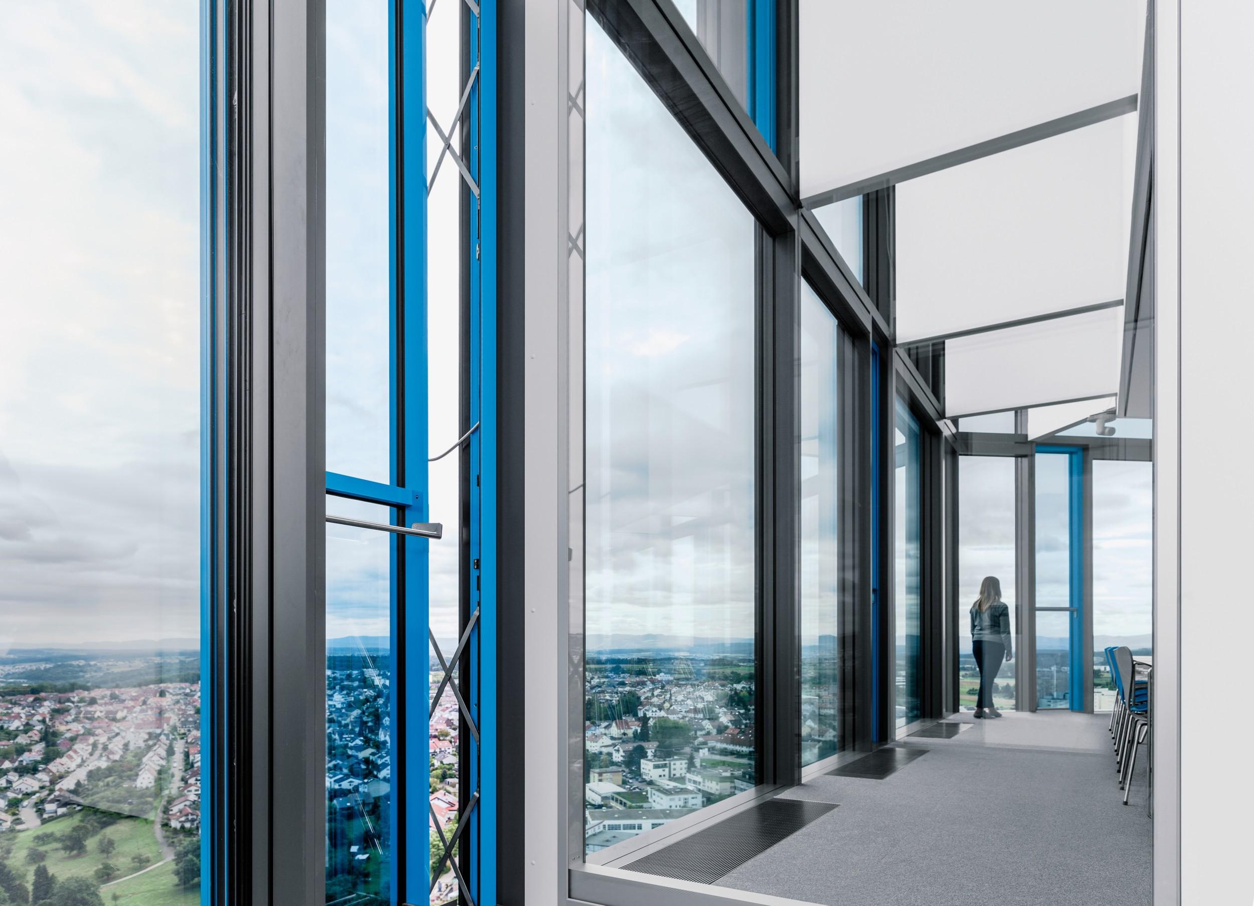 Gebäudeklimatisierung «AutomationCenter» Festo AG