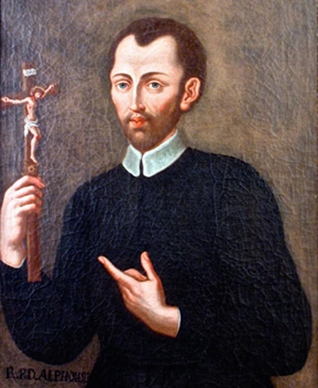 Alfonso Maria de Liguori Redemptoristen