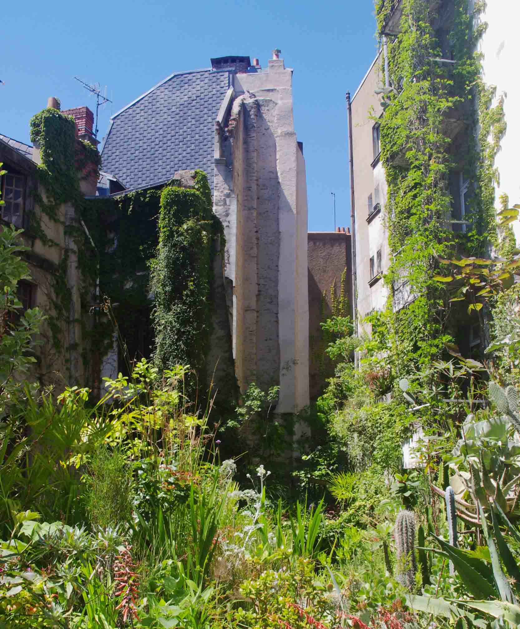 Jungle intérieure in Nantes
