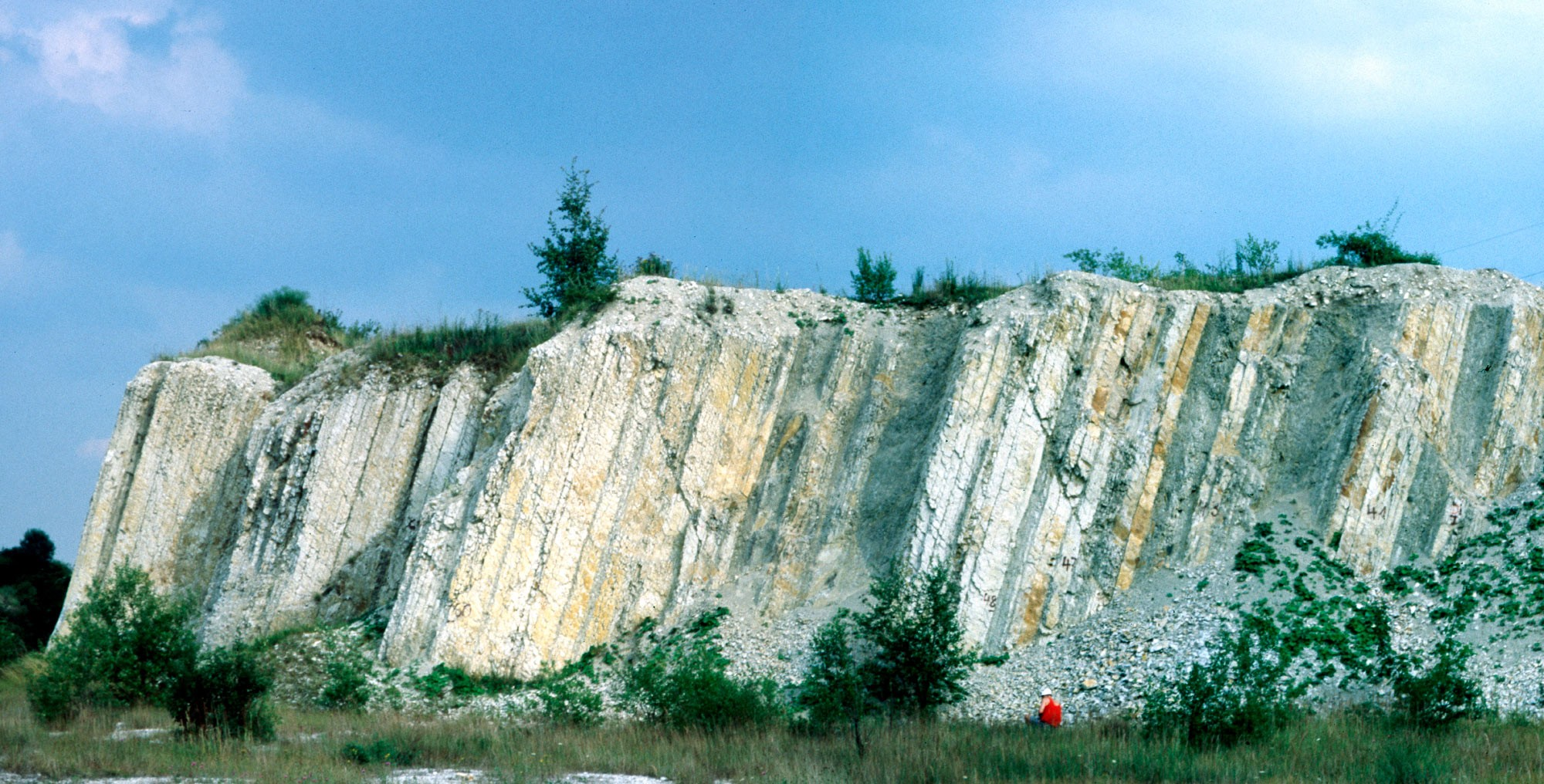 Steinbruch Salzgitter-Salder