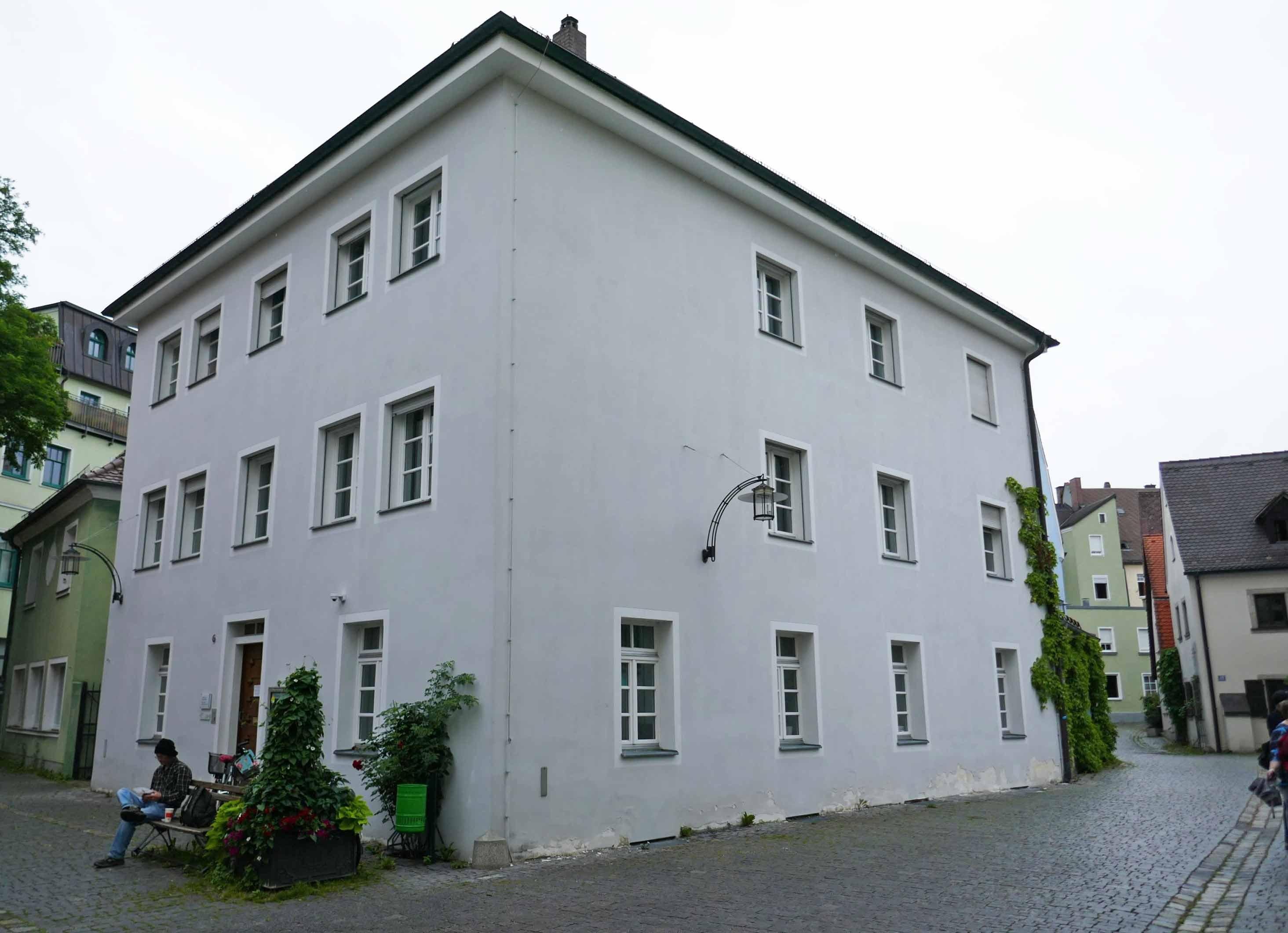 Pfarrhaus in Weiden