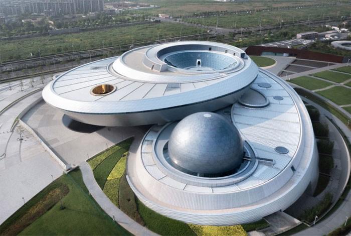 Astronomie Museum in Shanghai