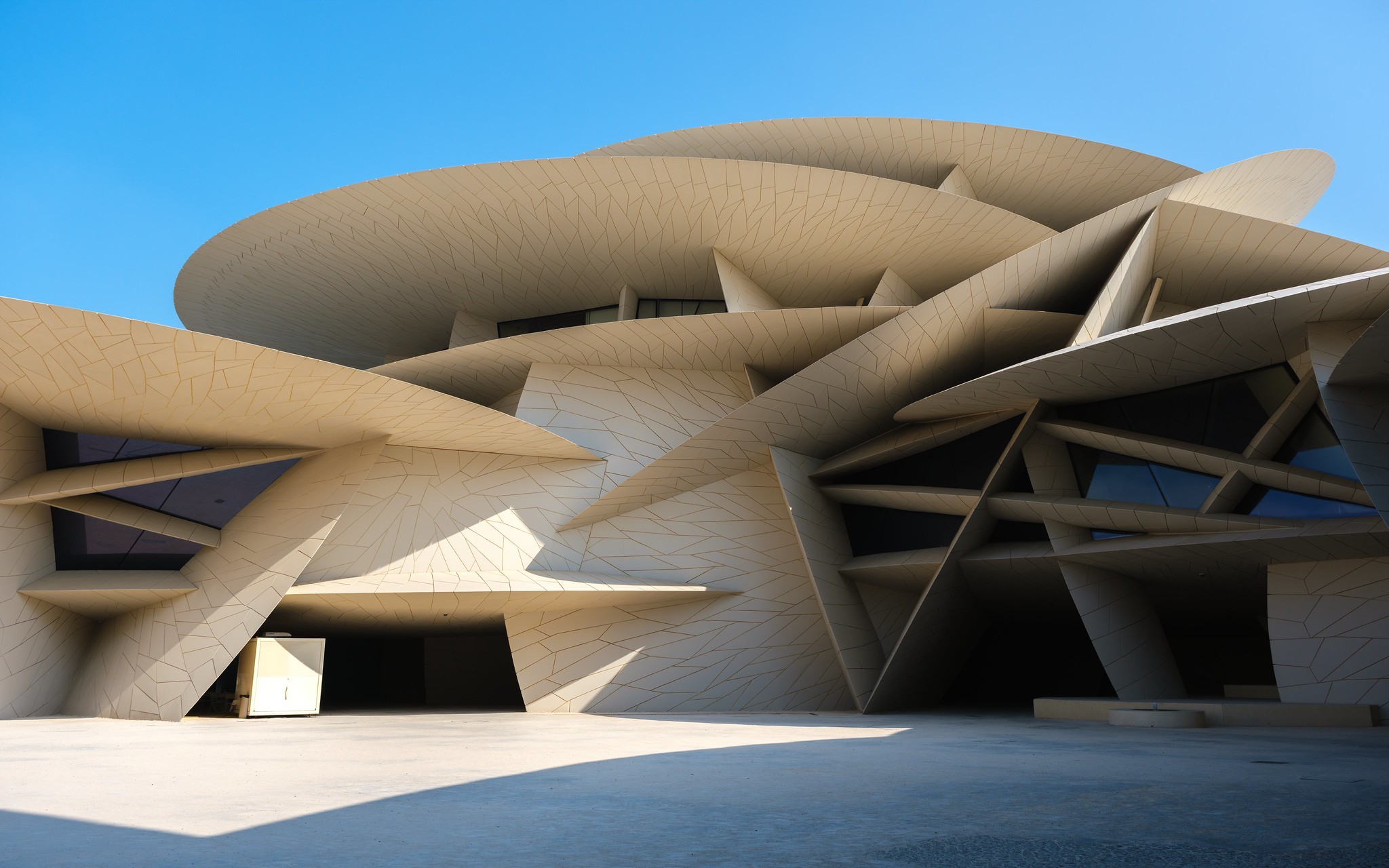 Nationalmuseum in Katar