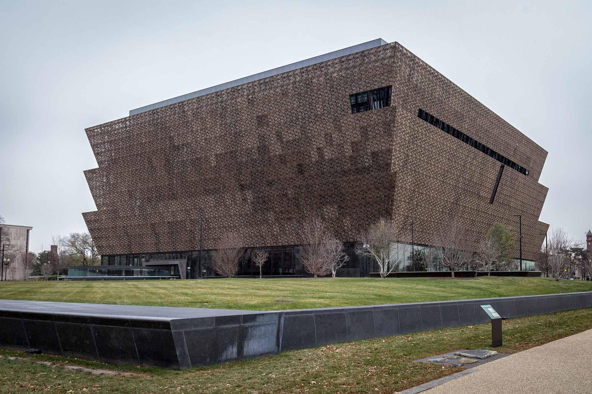 Nationalmuseum für Afrikanische Geschichte und Kultur in Washington
