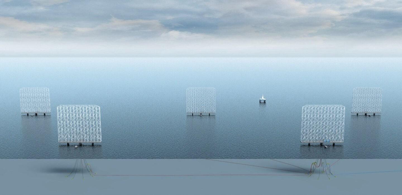 Visualisierung Wind Catching System