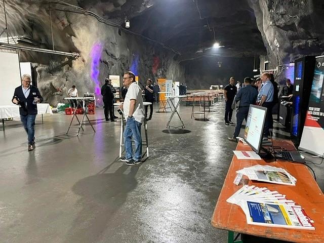 Versuchsstollen Hagerbach Ausstellung Fachmesse Funktionserhalt