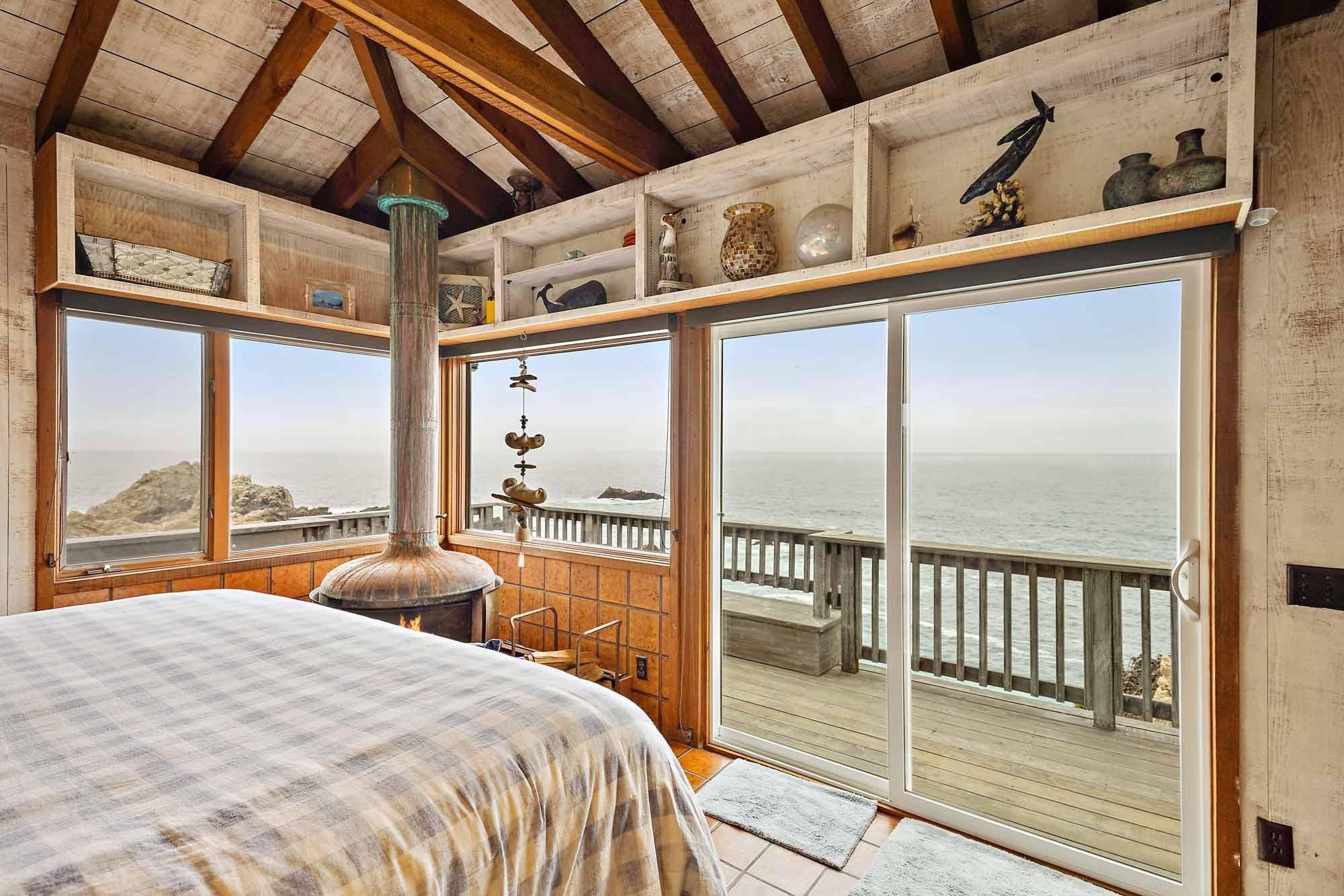 Gästehaus Klippenhaus in der Stadt Carmel in Kalifornien