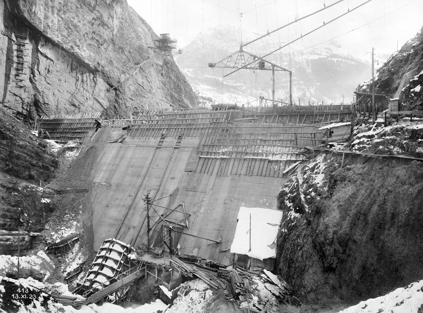 Kraftwerk Wägital