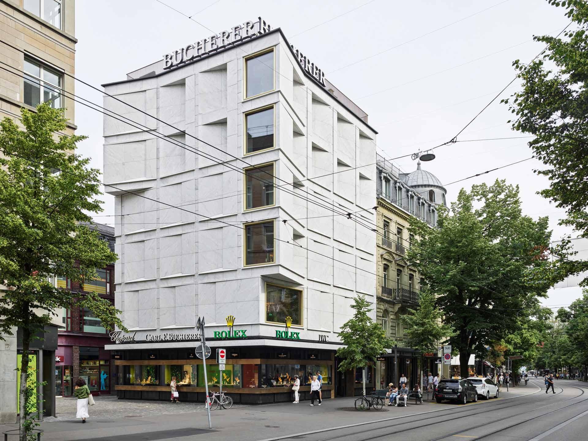 Bucherer Flagship Store