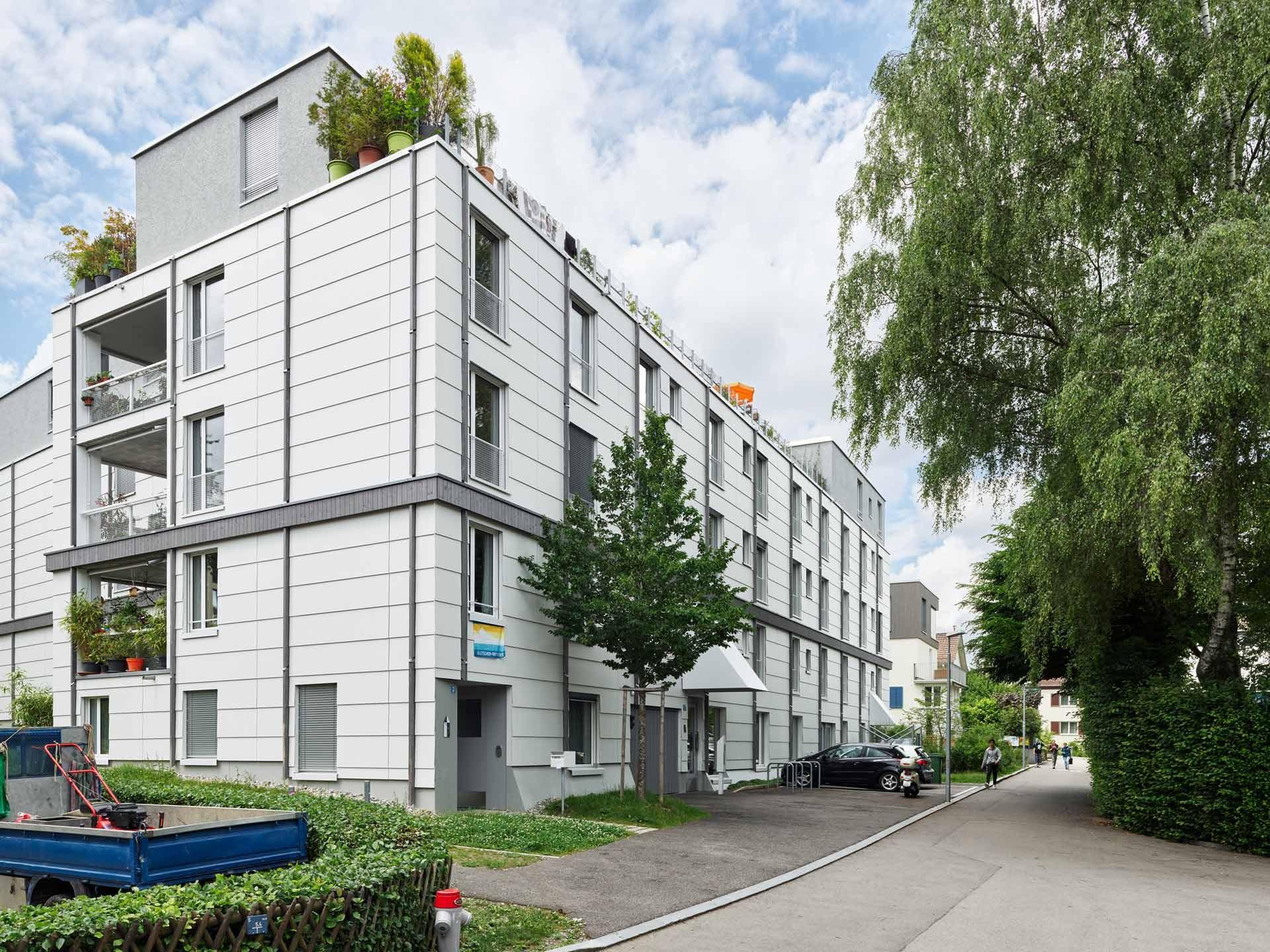 Wohnhaus Waldmeisterweg