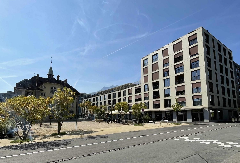 Lindenpark Kriens Genossenschaft Wohnen im Alter