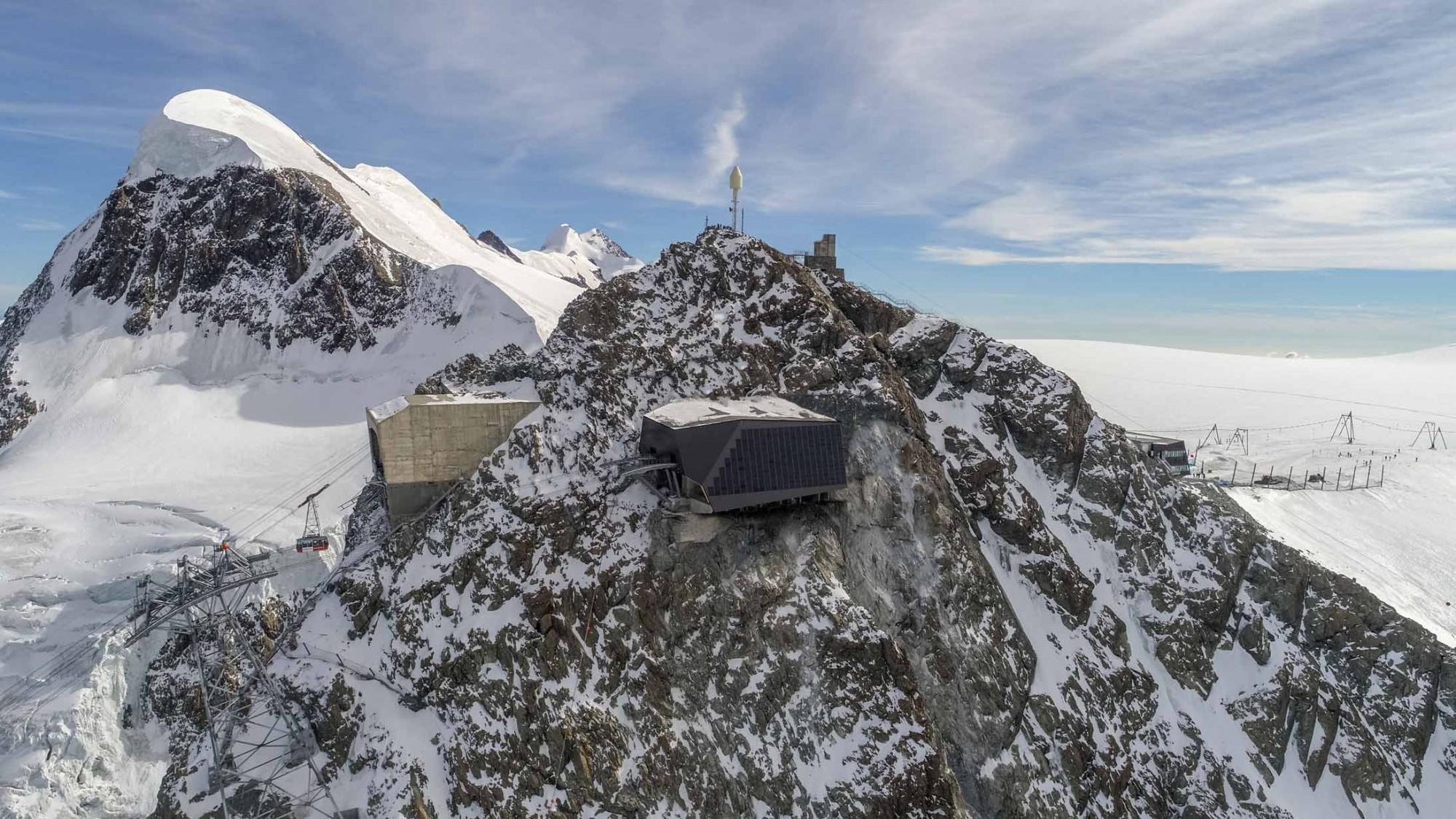 Bergstation Klein Matterhorn