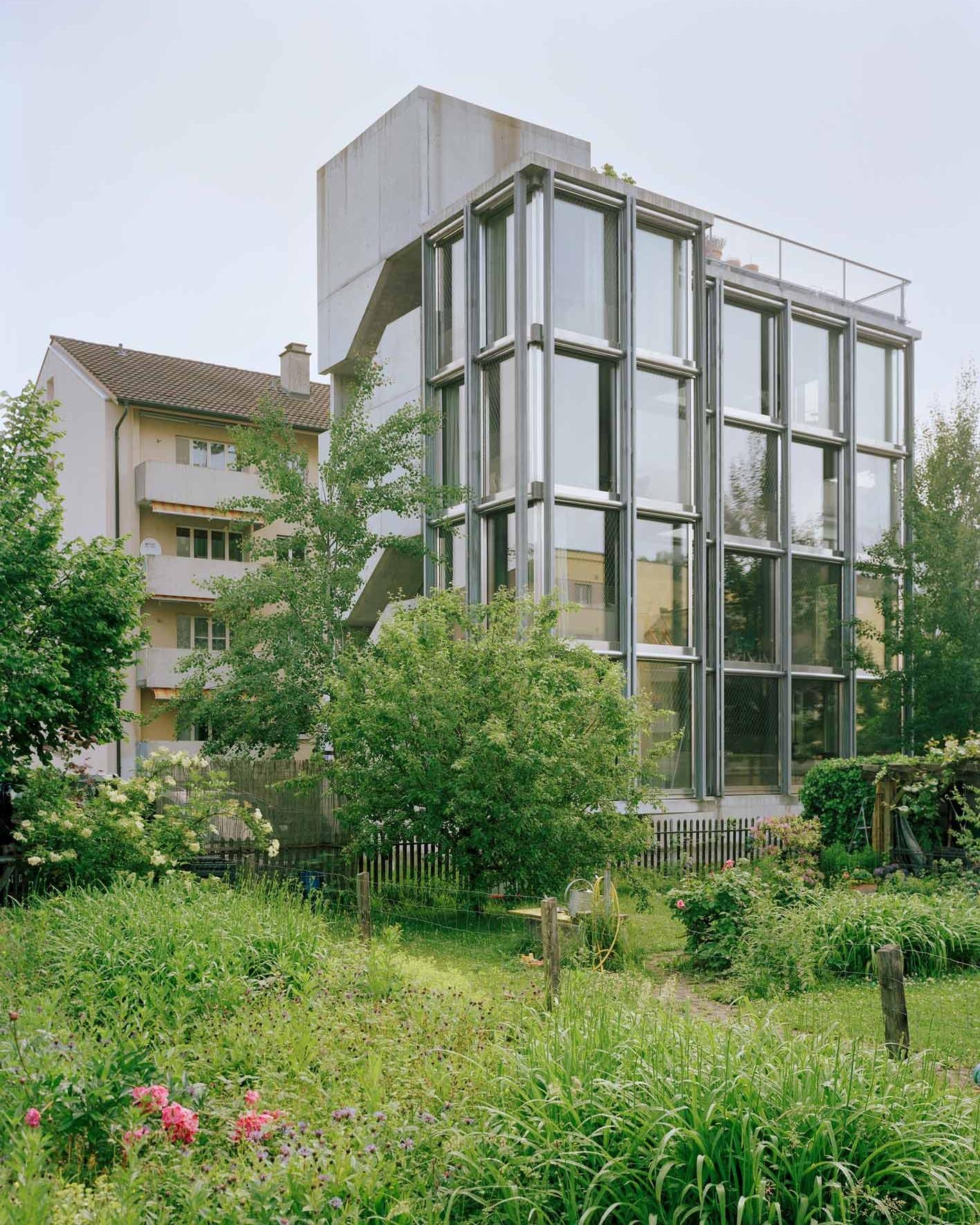 Wohnturm in Winterthur