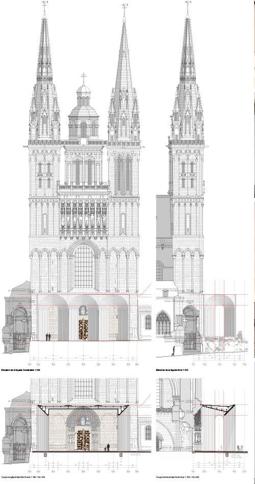 Kathedrale (Plan)