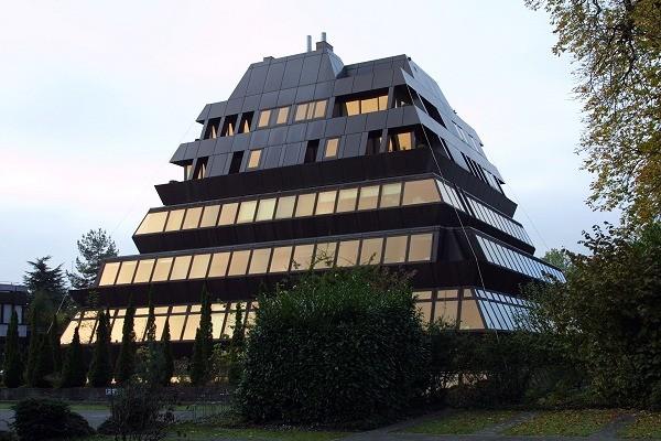 Ferrohaus Pyramide am See Zürich