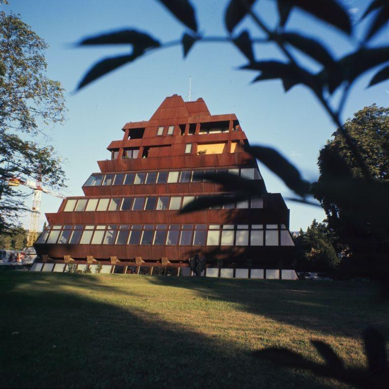Ferrohaus um 1983