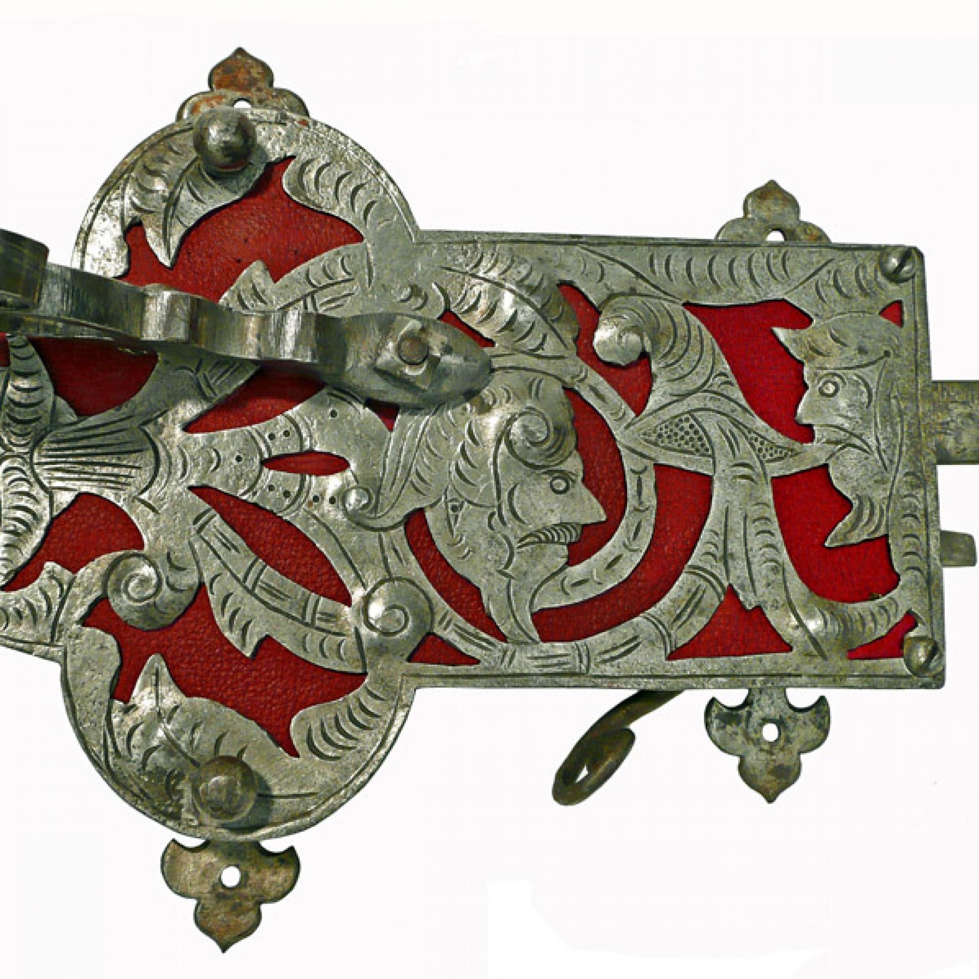 Türschloss um 1610.  (Urs Weisshaupt / Historisches und Völkerkundemuseum St.Gallen)