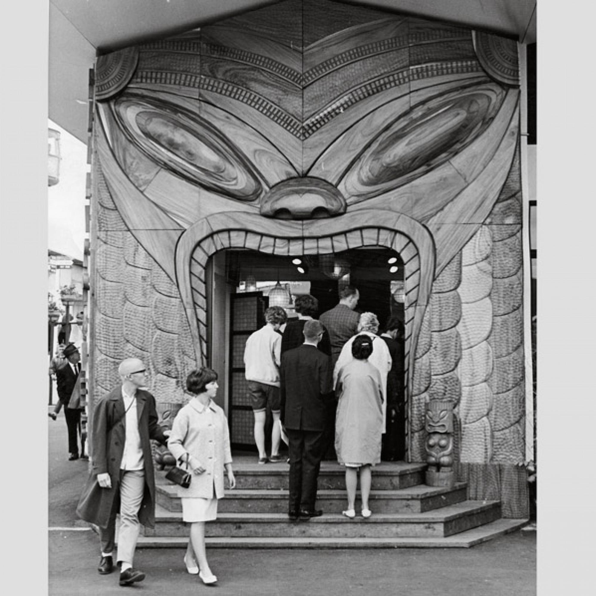 Wenn Südseeträume wahr werden, an der Weltausstellung 1962 in Seattle. (Sven Kirsten/Taschen)
