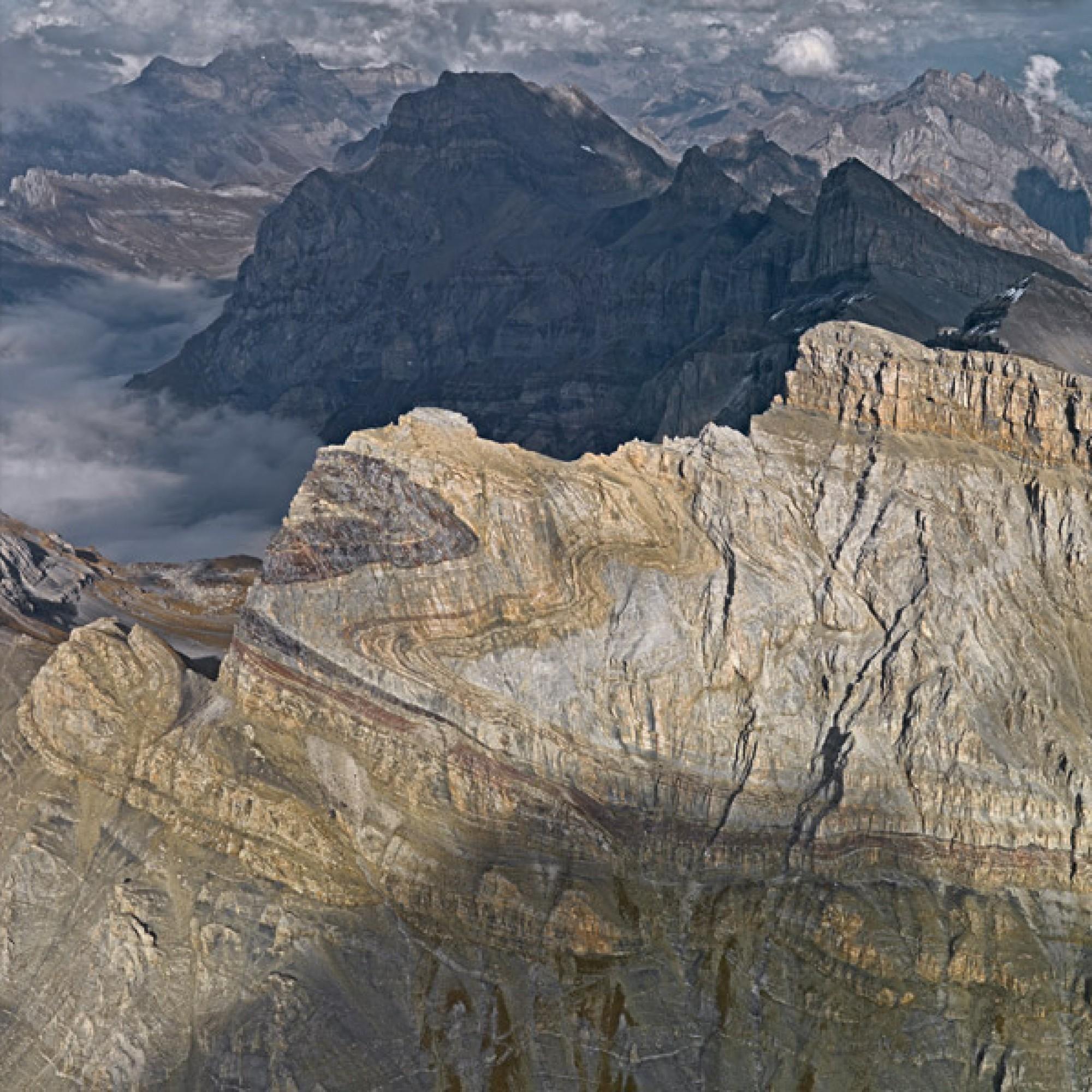Grindelwald-Fieschergletscher, Berner Alpen, Schweiz (© Bernhard Edmaier / zvg Naturmuseum Olten)