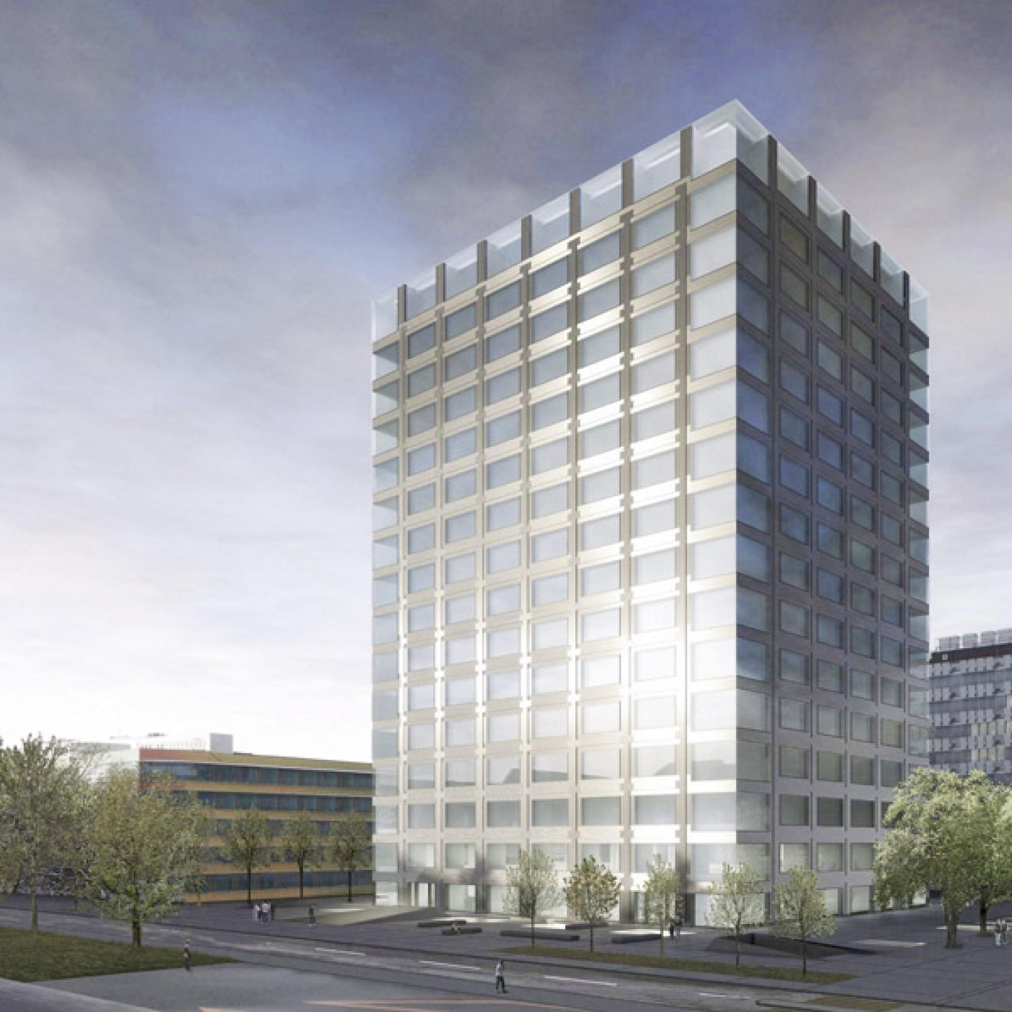 So stellen sich die Ilg Santer Architekten das Biozentrum vor. (zvg)
