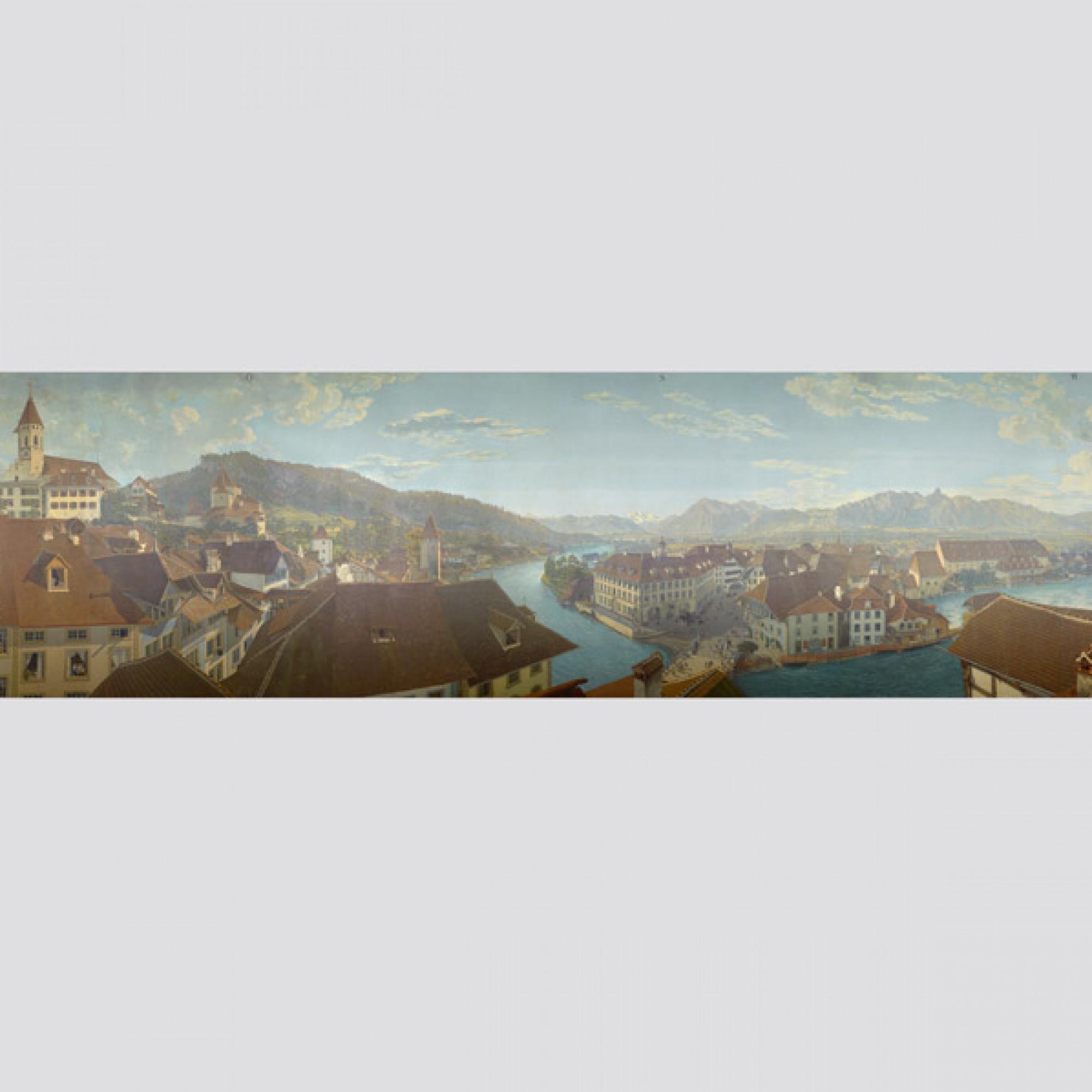 Das Panorama erstrahlt in neuem Glanz...