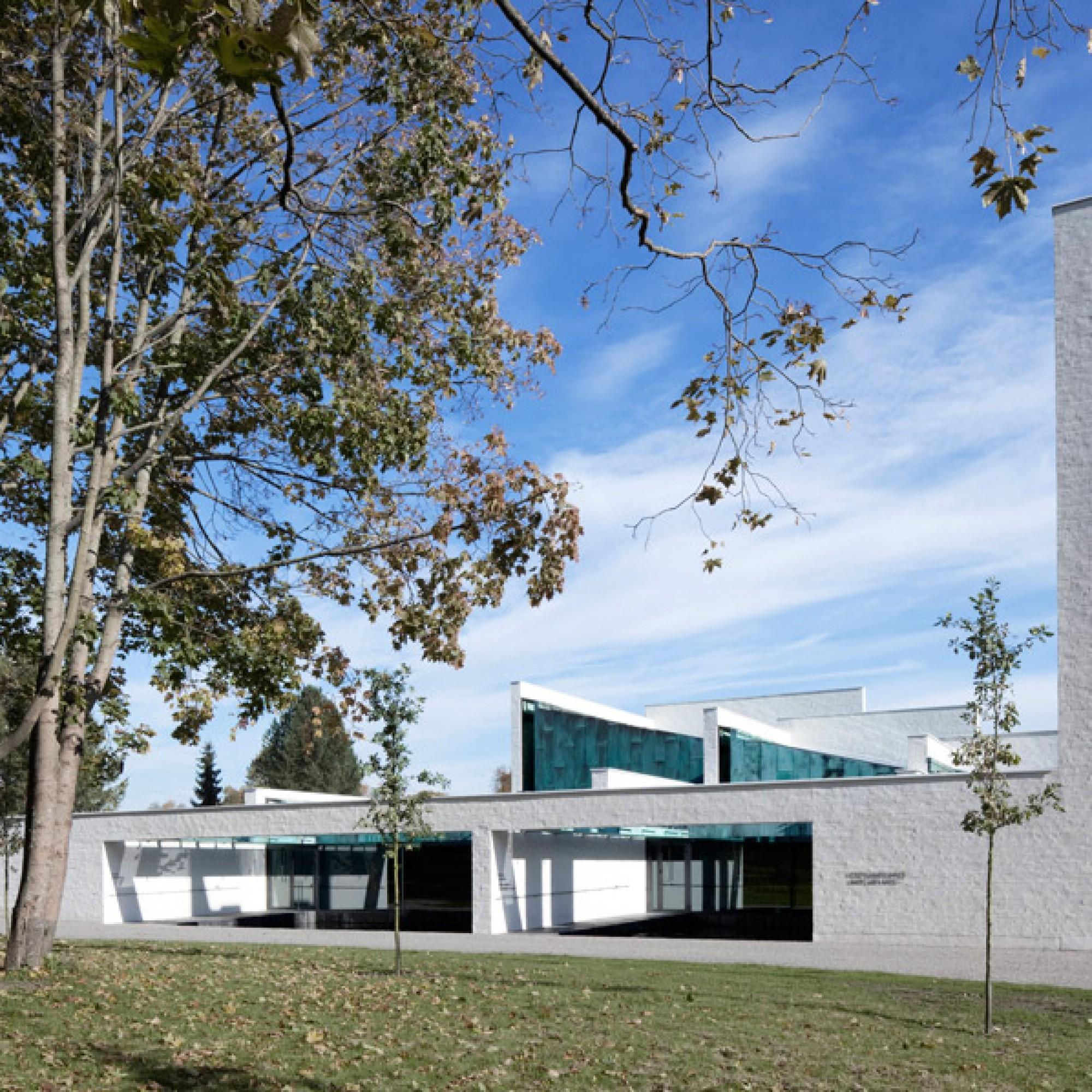 Neue Friedhofskapelle von St. Lawrence, Vantaa  / Avanto Architects Ltd. (Foto: Tuomas Uusheimo)