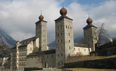 Stokalperpalast Brig (wikimedia.org, Renate007, CC)