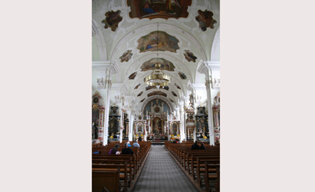 Klosterkirche Engelberg (flickr.com, eyflyer, CC)