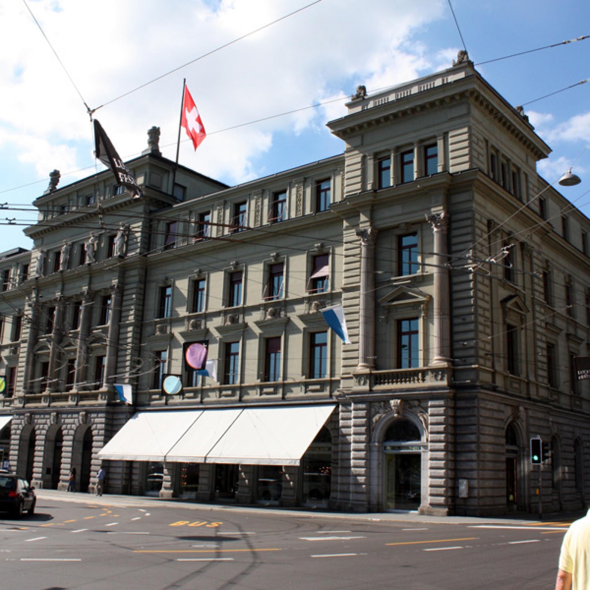 Bundesgericht in Luzern (wikimedia.org, WES1947, CC)