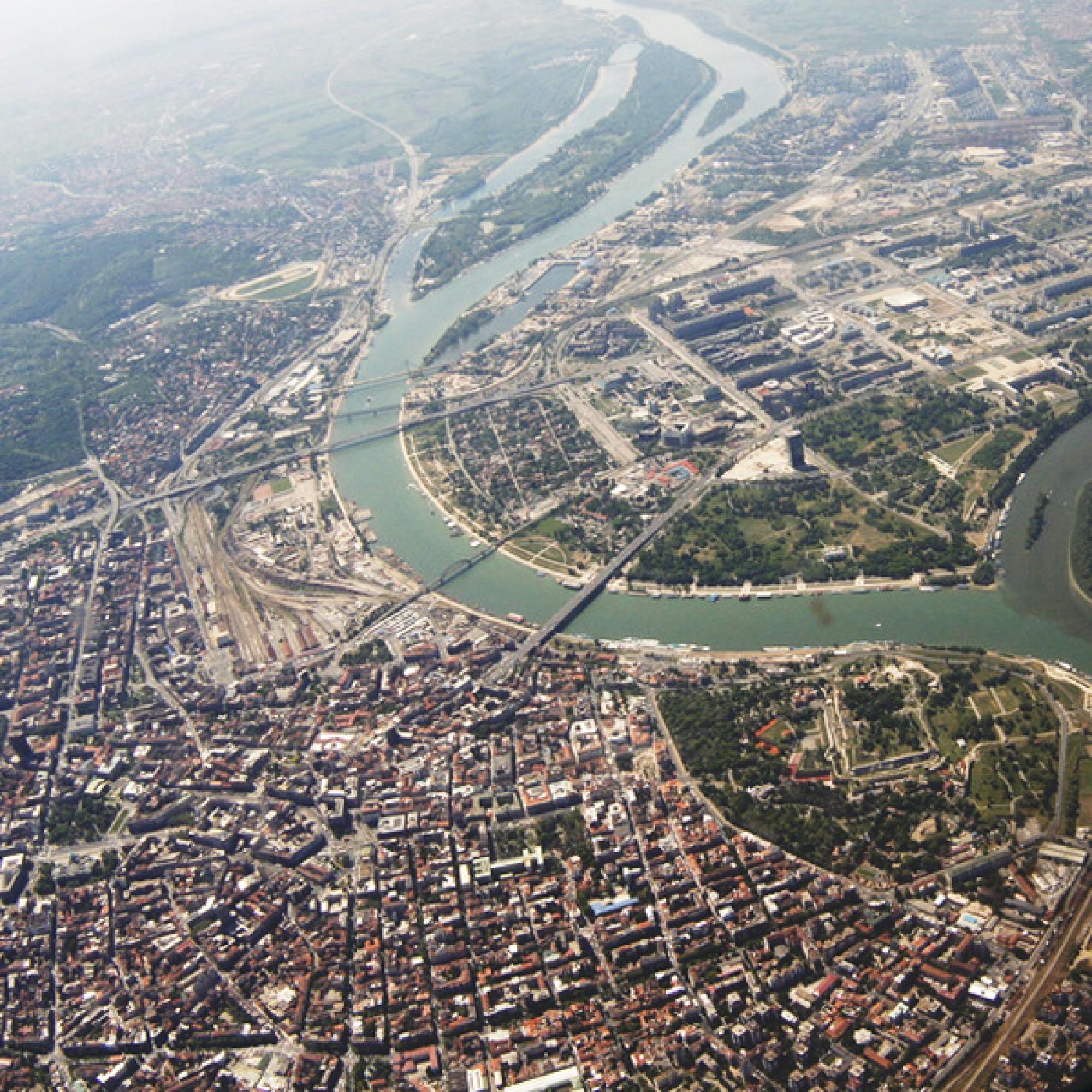 Belgrad heute (wikimedia.org, Orien, CC)