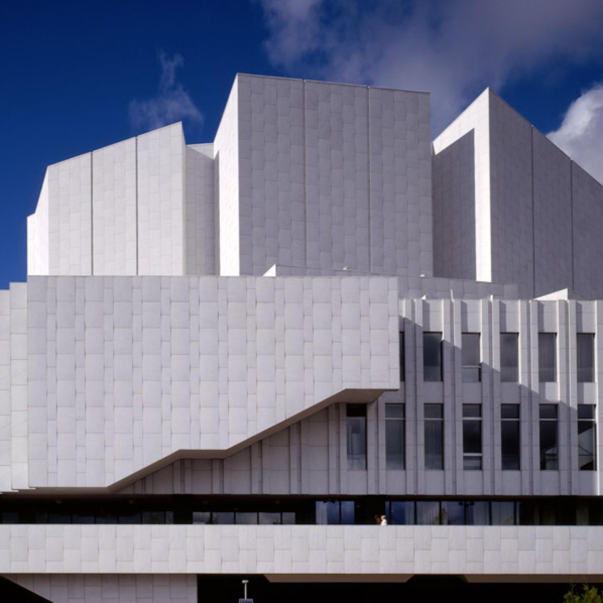 Konzert- und Kongresshaus Finlandia, Helsinki, 1962–197. (Alvar Aalto Museum, Foto: Rune Snellman / 2014, Pro Litteris, Zürich)