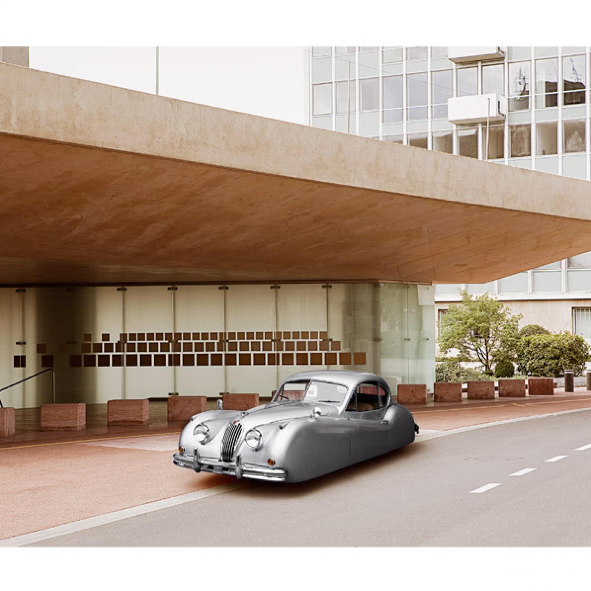 Jaguar XK120. (Renaud Marion / M.A.D. Gallery / zvg)