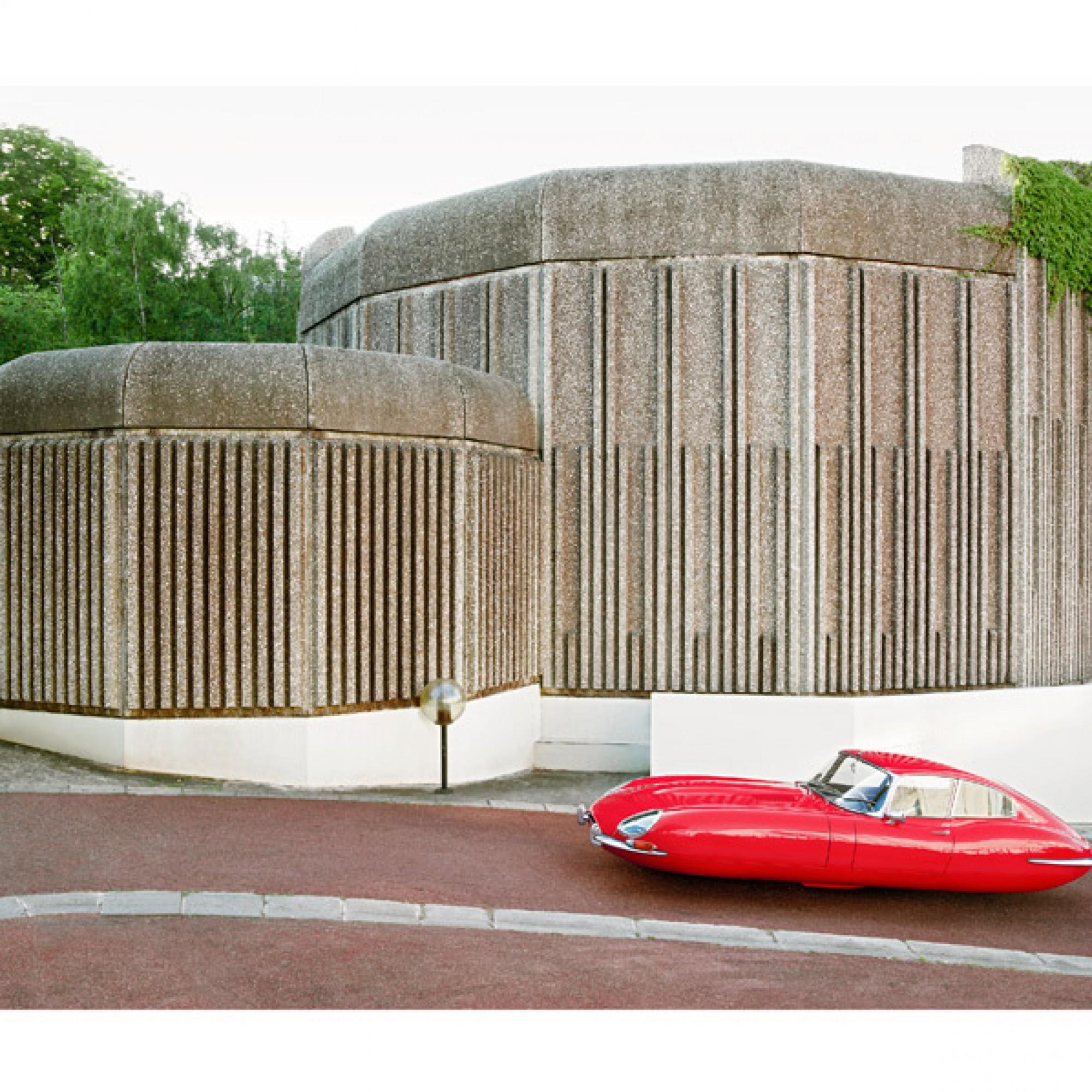 Jaguar Type E. (Renaud Marion / M.A.D. Gallery / zvg)