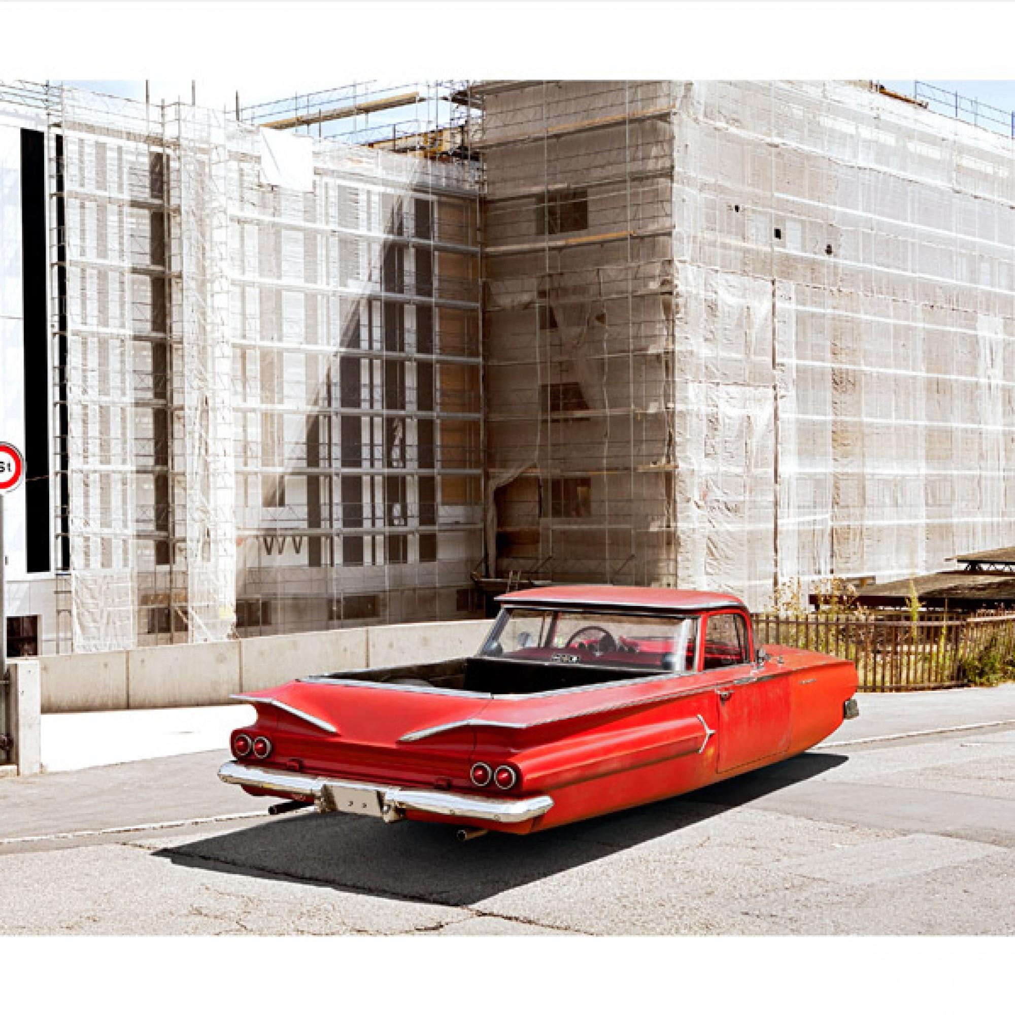 Chevrolet El Camino. (Renaud Marion / M.A.D. Gallery / zvg)