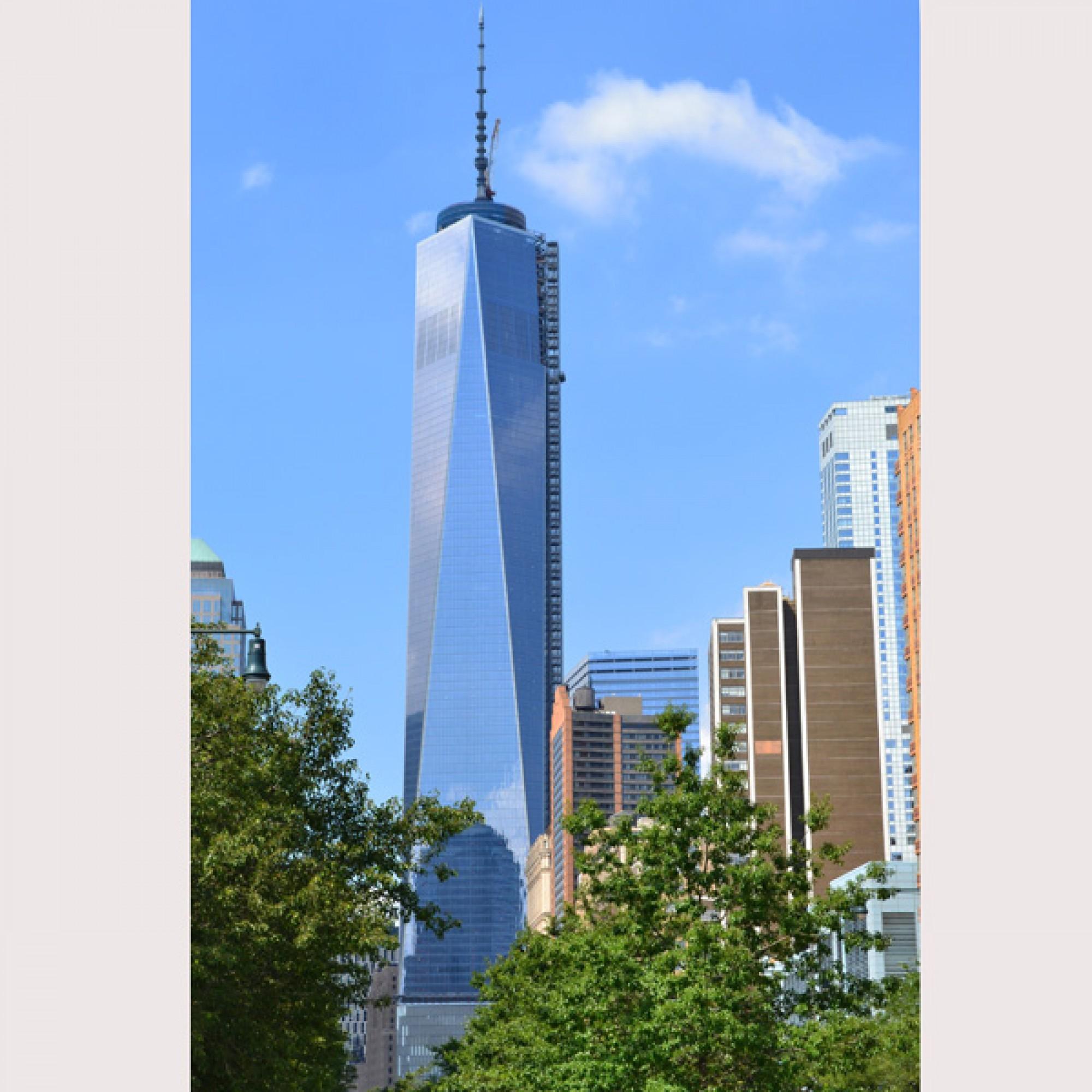 One World Trade Center, New York, USA (Khalid Mahmood)