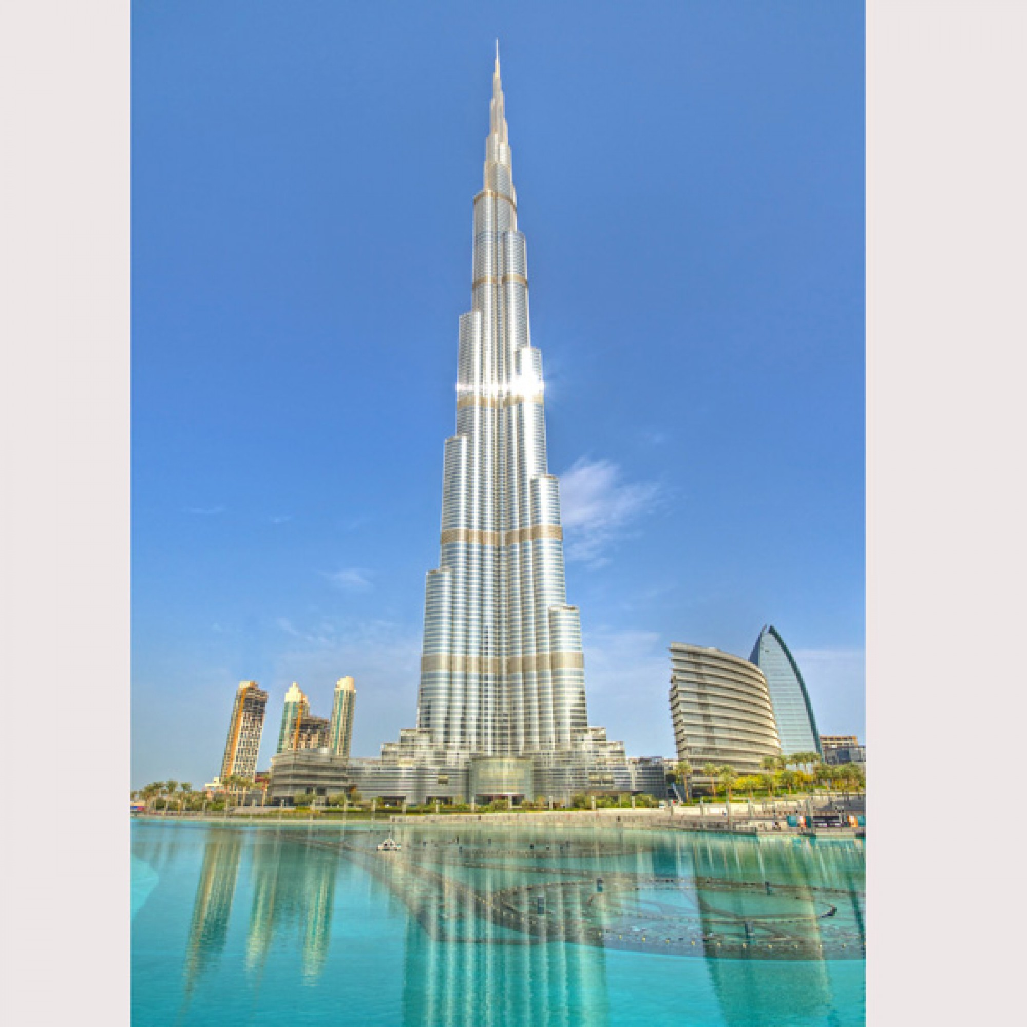 Burj Khalifa, Dubai, Vereinigte Arabische Emirate (Colin Capelle)