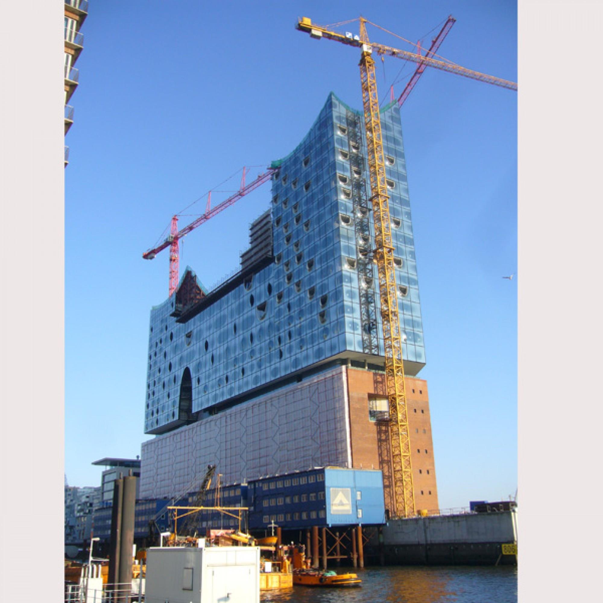 Elbphilharmonie, Hamburg, Deutschland (Daniel Schuldt)