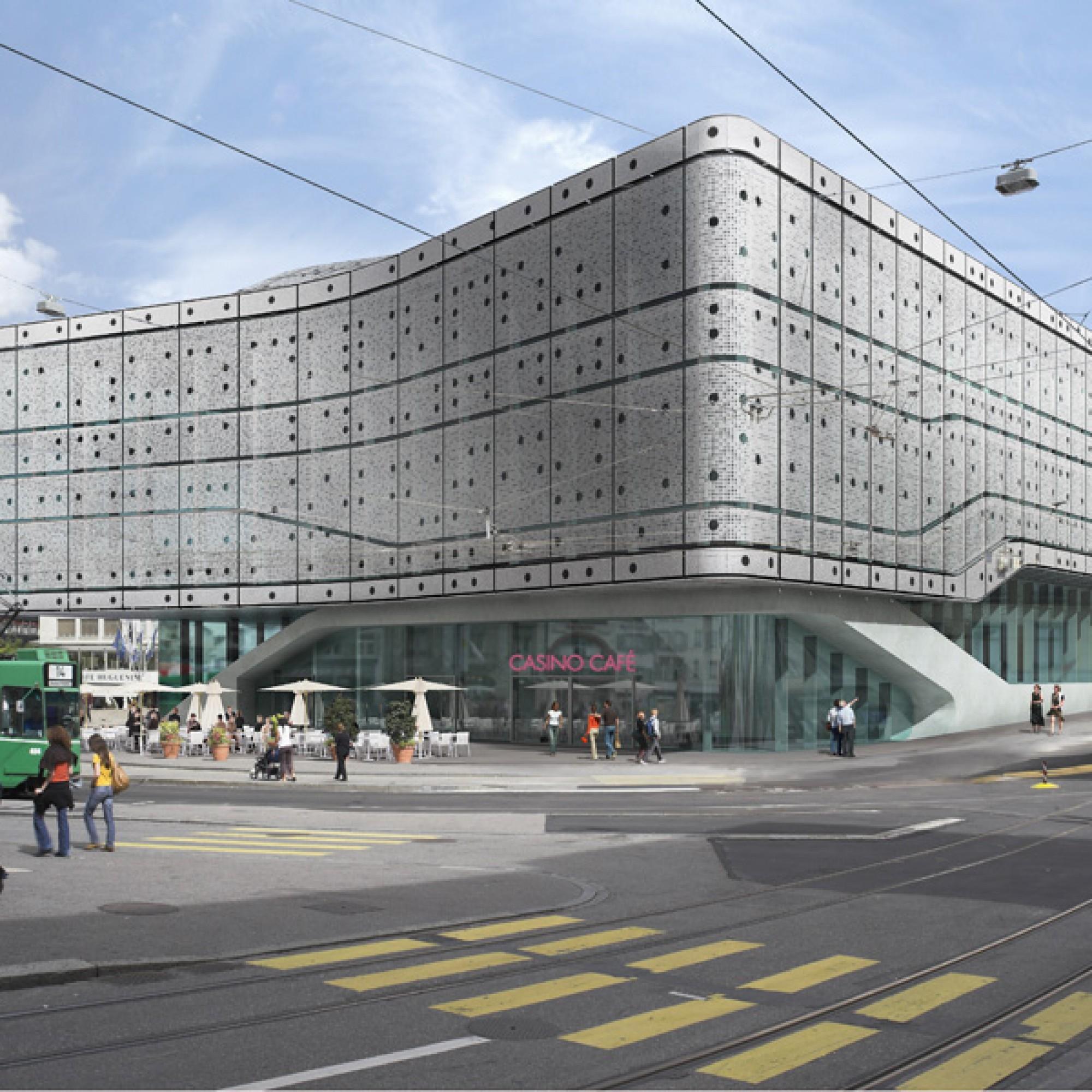 Neues Stadt-Casino Basel (Mathys Partner, Zürich)