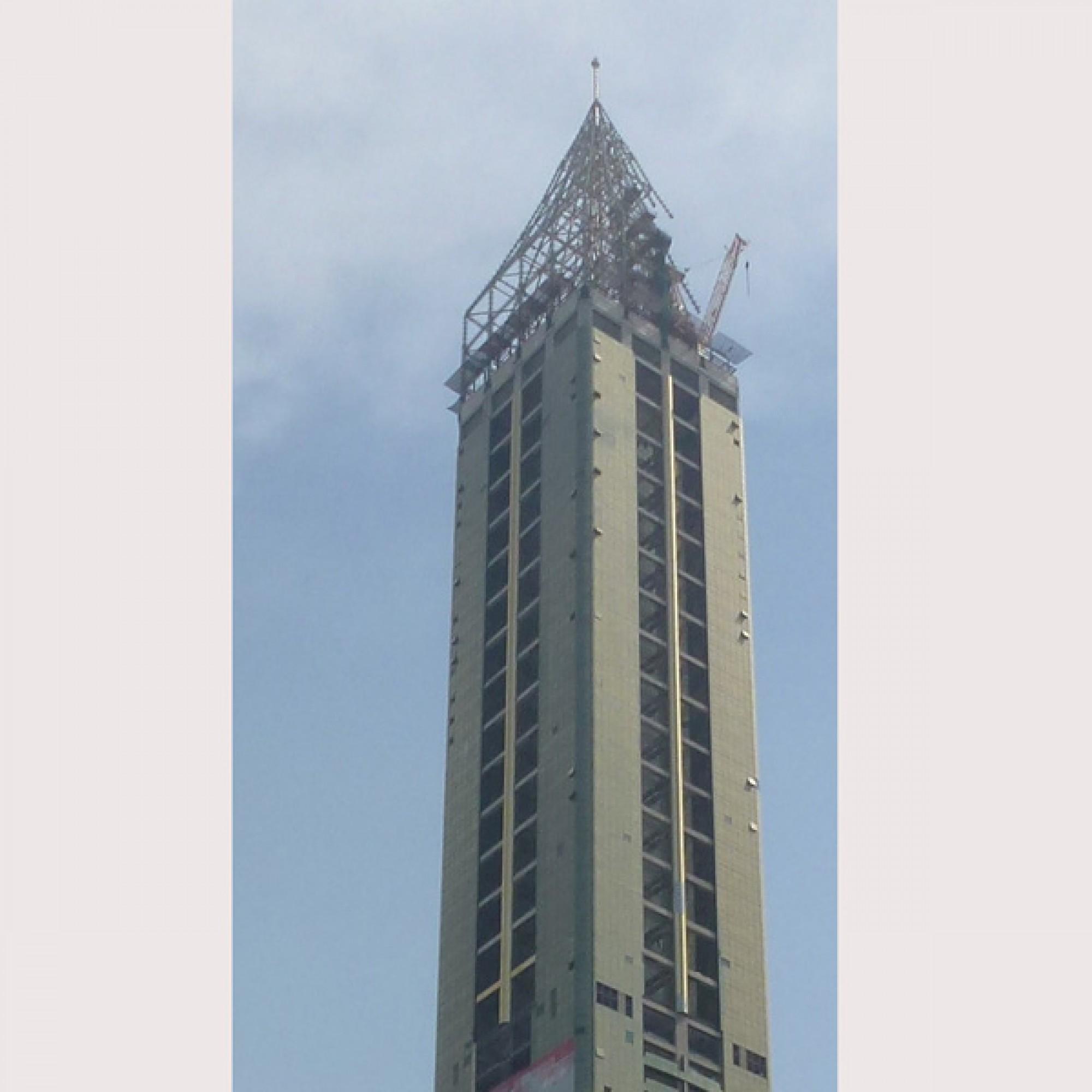 Ahmed Abdul Rahim Al Attar Tower, Dubai, Vereinigte Arabische Emirate (gemeinfrei)