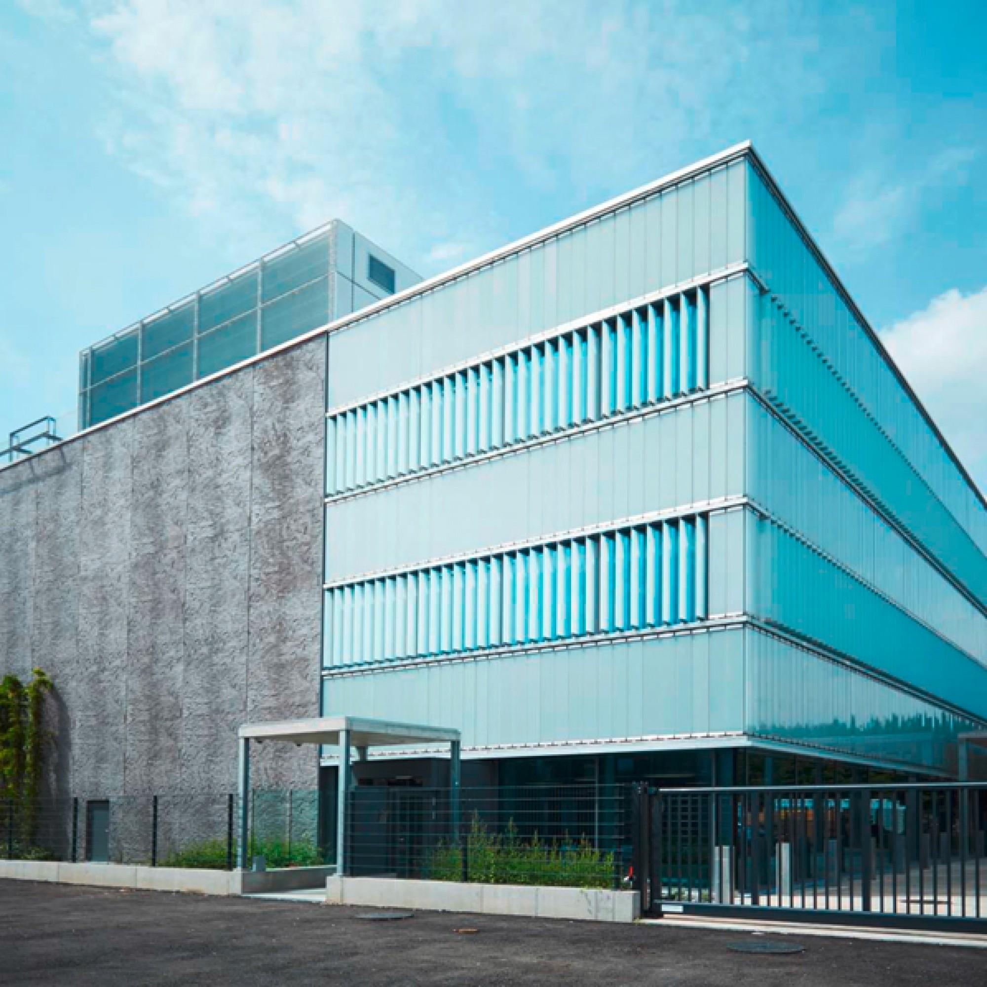 Preiswürdig: Rechenzentrum der Swisscom in Bern-Wankdorf  (PD)