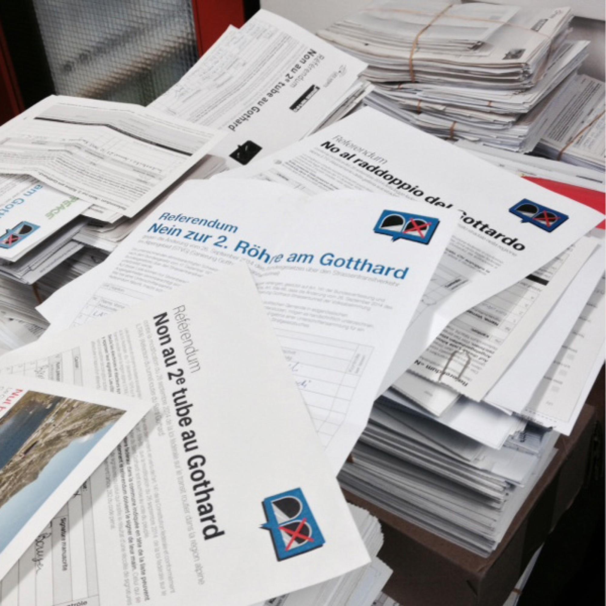 125'573 Personen haben das Referendum unterschrieben  (zvg)