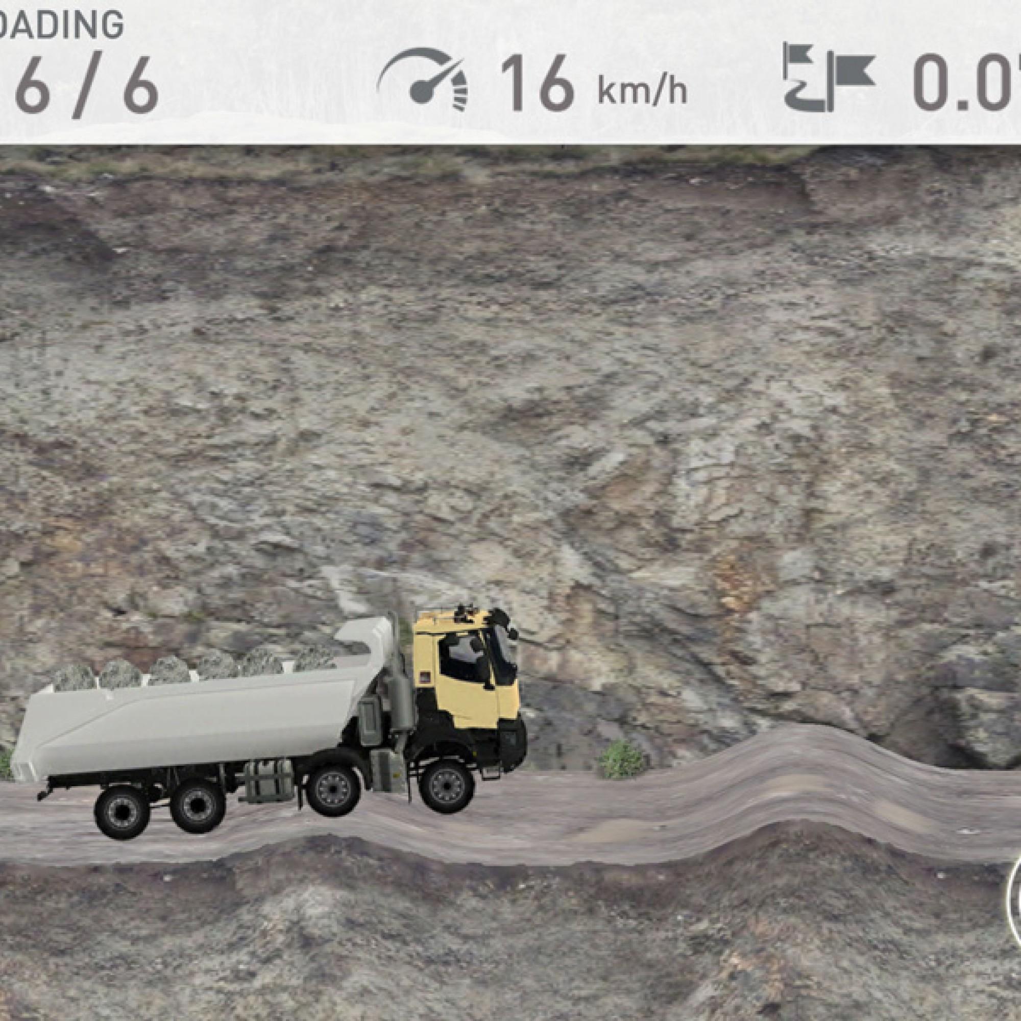 Der TruckSimulator by Renault Trucks (zvg)