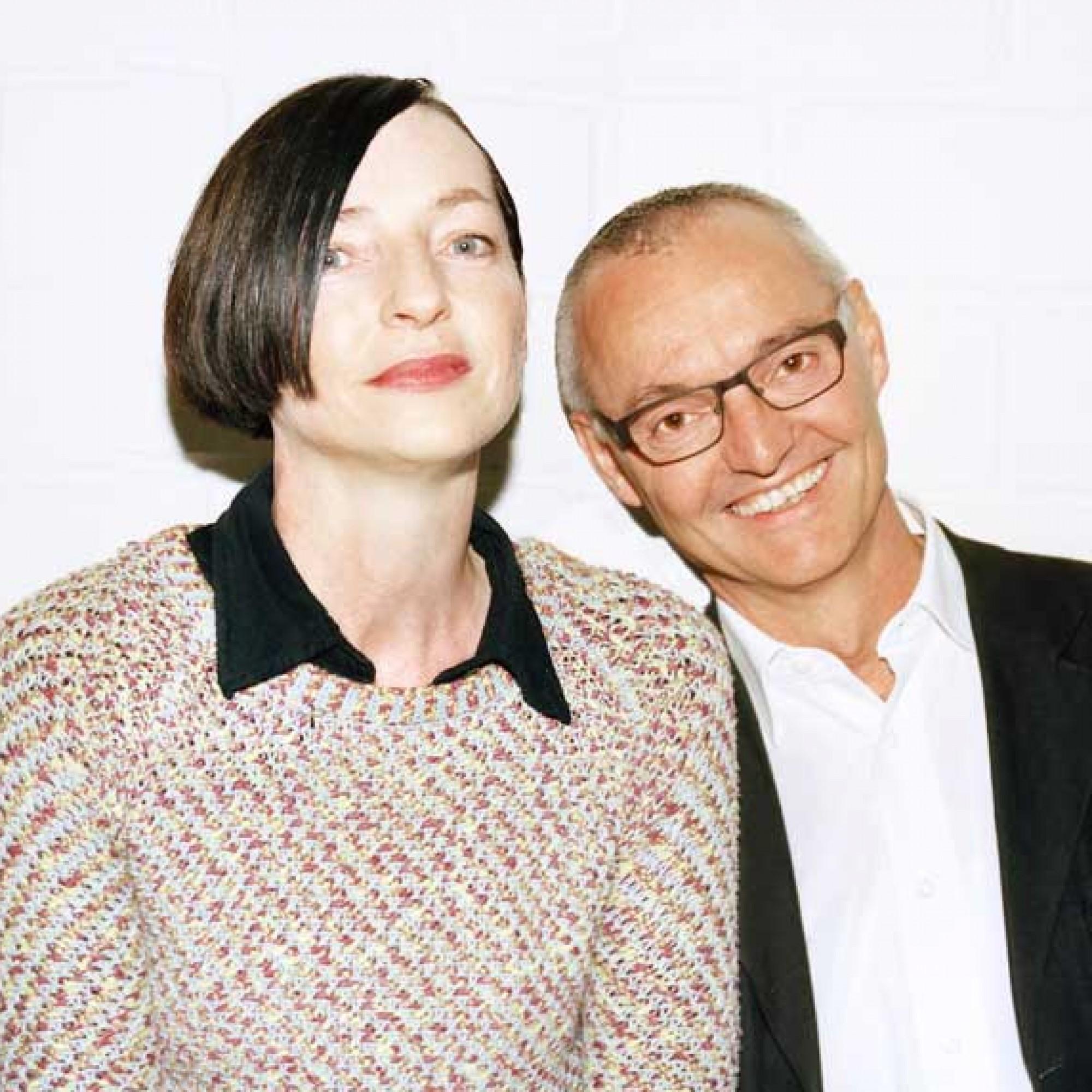 Astrid Staufer und Thomas Hasler. (Mathilde Agius / BAK)