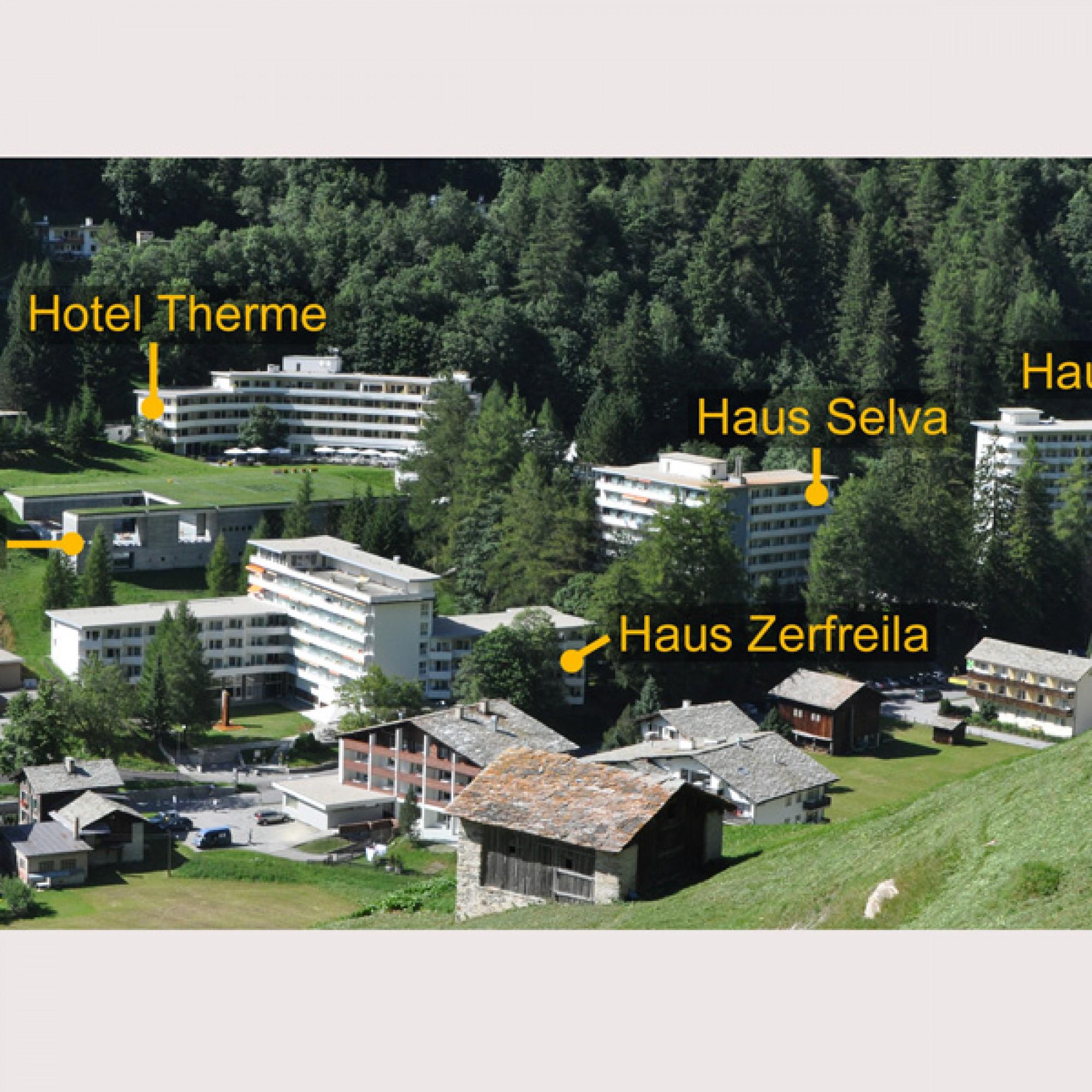 Die Thermenanlage vor einigen Jahren (wikimedia.org, Micha L. Rieser, CC)