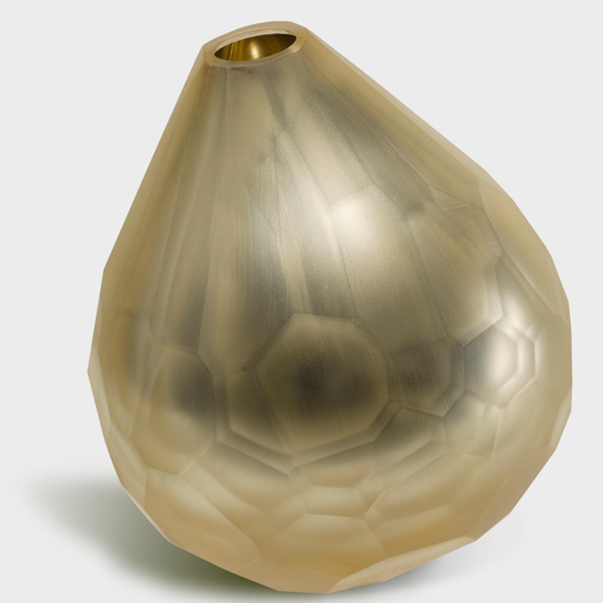 Thomas Blank, Vase 2010, Buuregoud, 2010. (Museum für Gestaltung Zürich, M.Perez)
