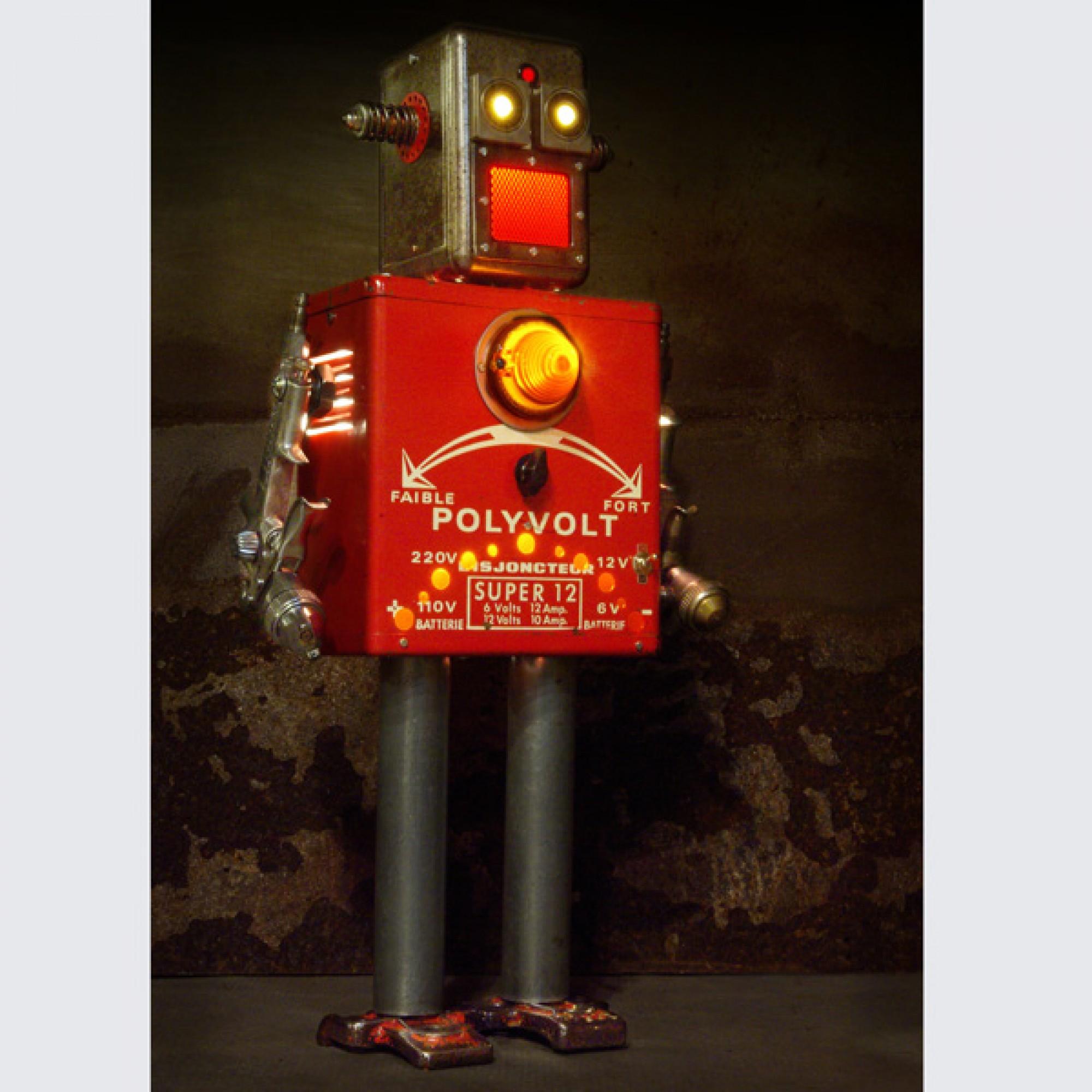 Roboter Eliott von +Brauer (+Brauer)
